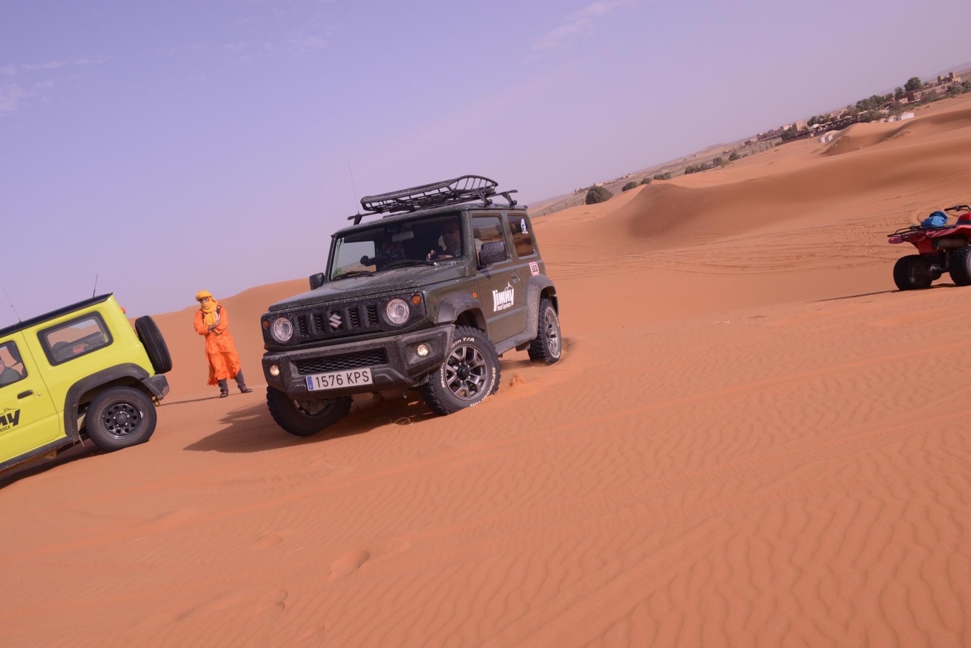 Suzuki Jimny Desert Experience 2019 00158