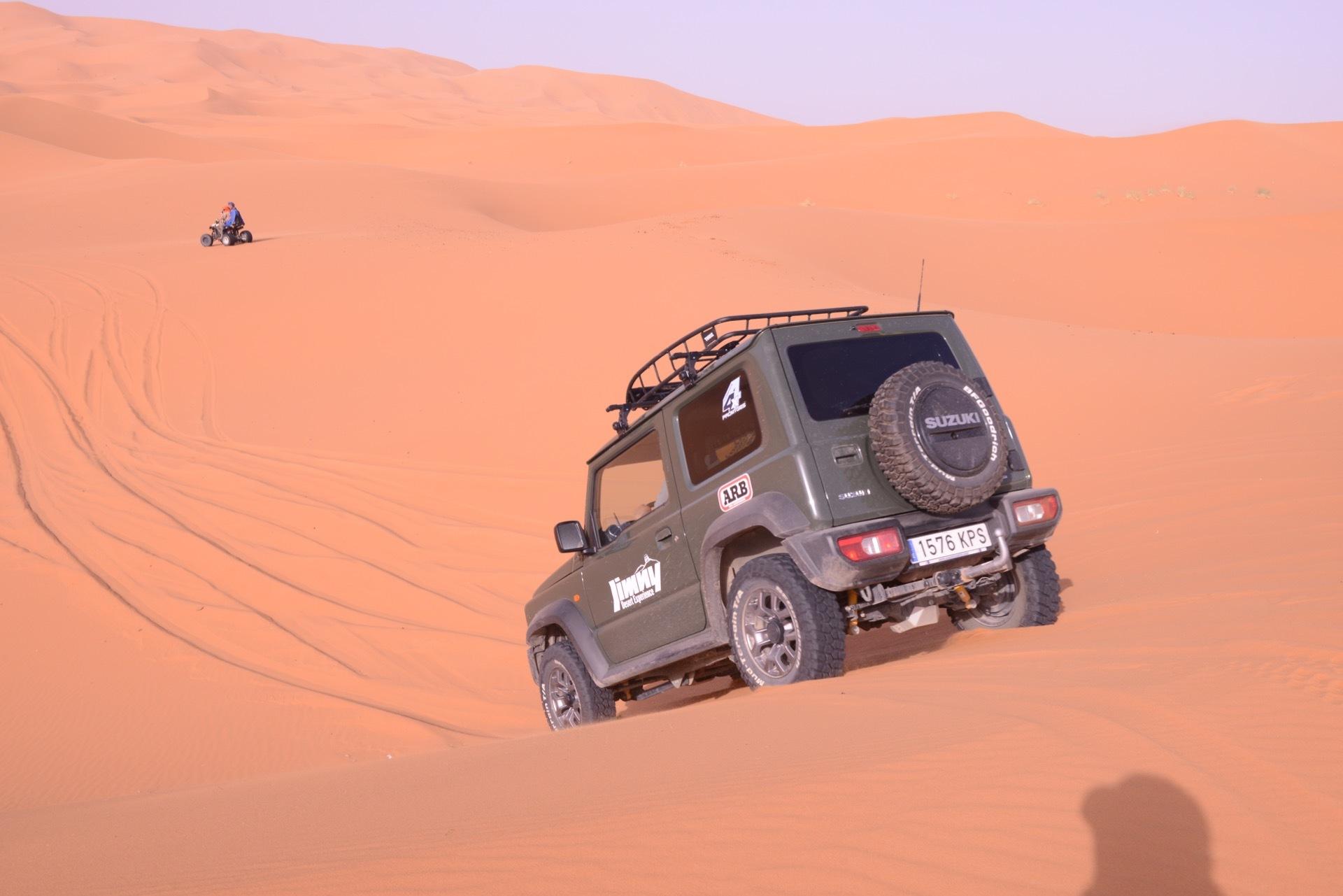 Suzuki Jimny Desert Experience 2019 00159