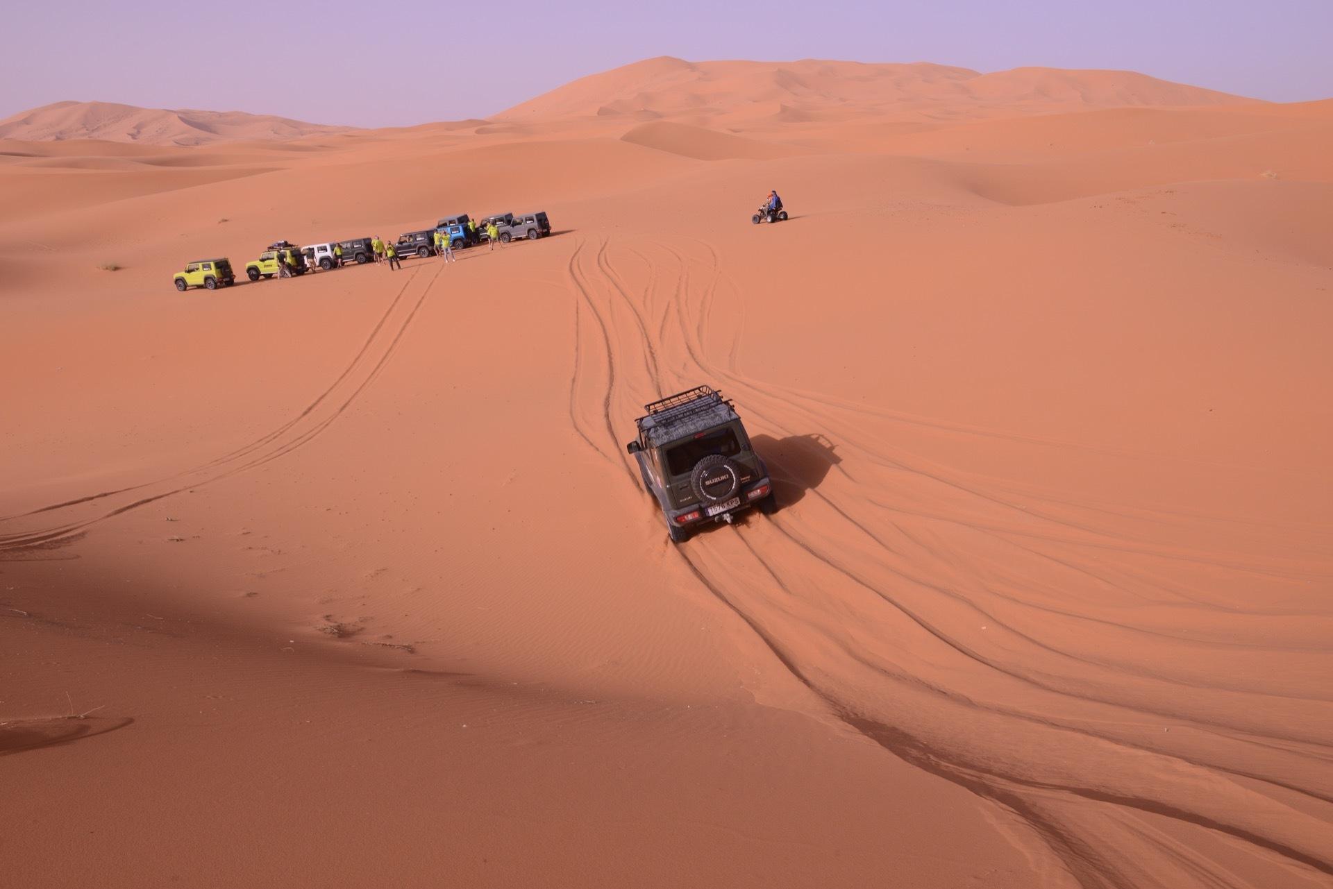 Suzuki Jimny Desert Experience 2019 00161