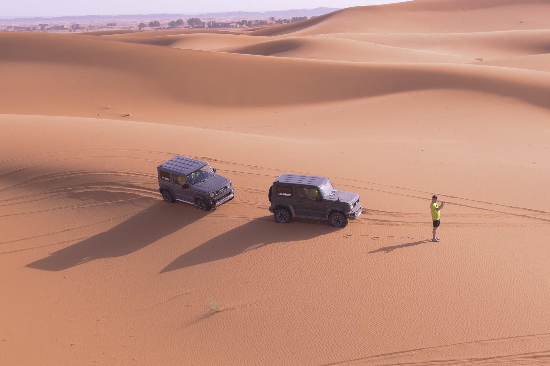 Suzuki Jimny Desert Experience 2019 00162