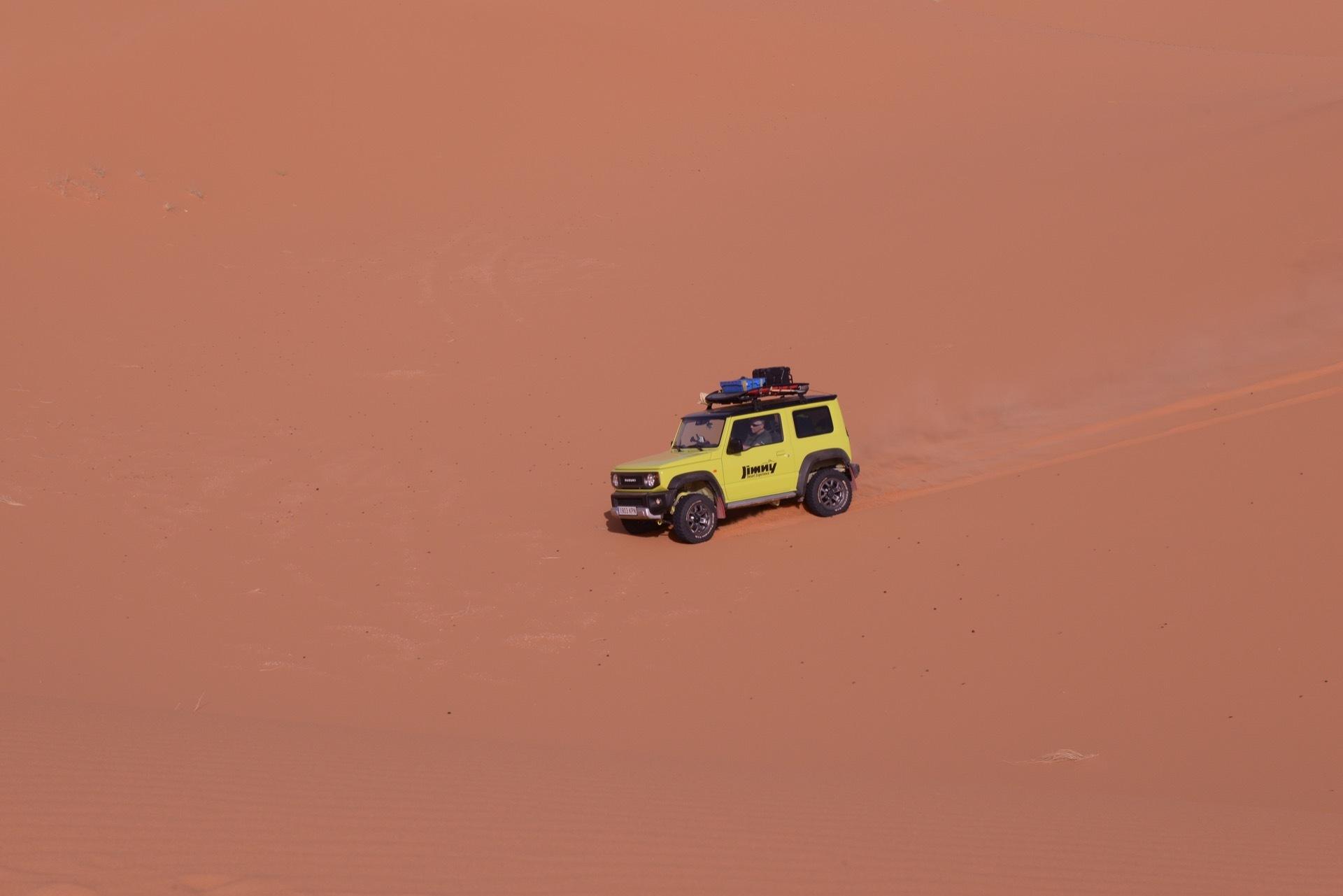 Suzuki Jimny Desert Experience 2019 00167