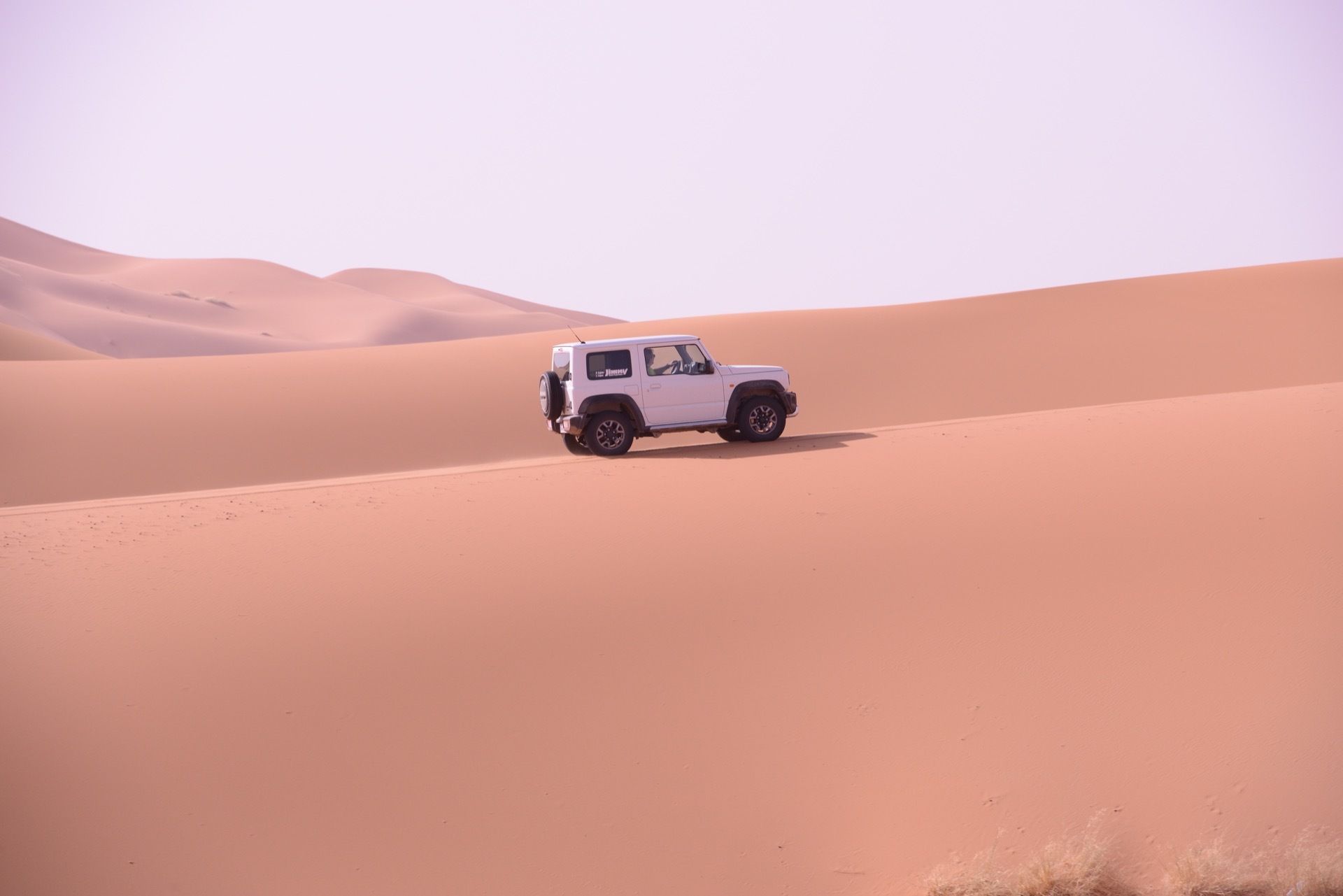Suzuki Jimny Desert Experience 2019 00169