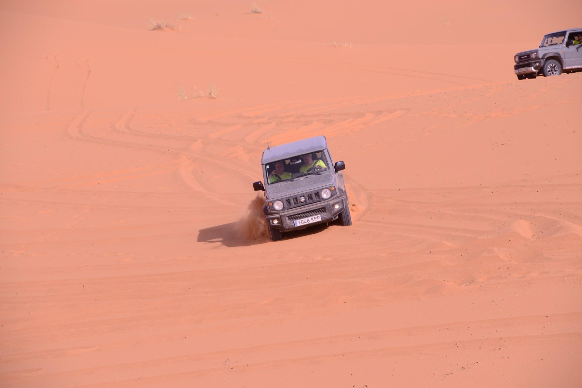 Suzuki Jimny Desert Experience 2019 00174