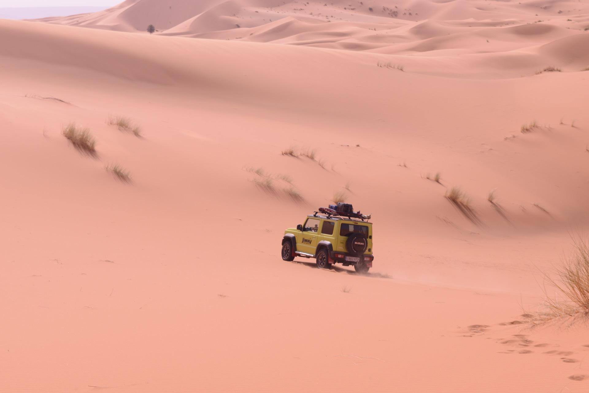 Suzuki Jimny Desert Experience 2019 00183