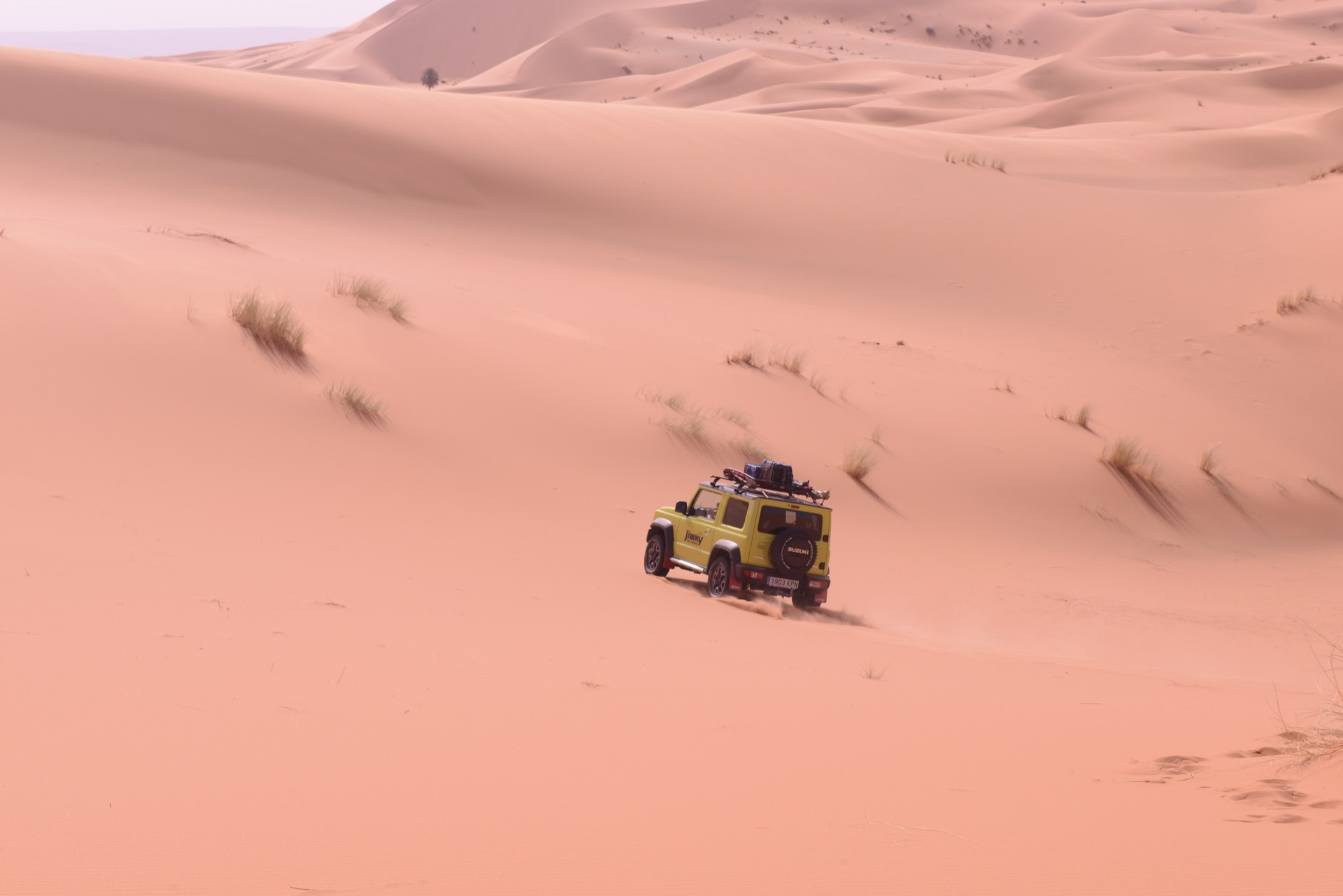 Suzuki Jimny Desert Experience 2019 00184