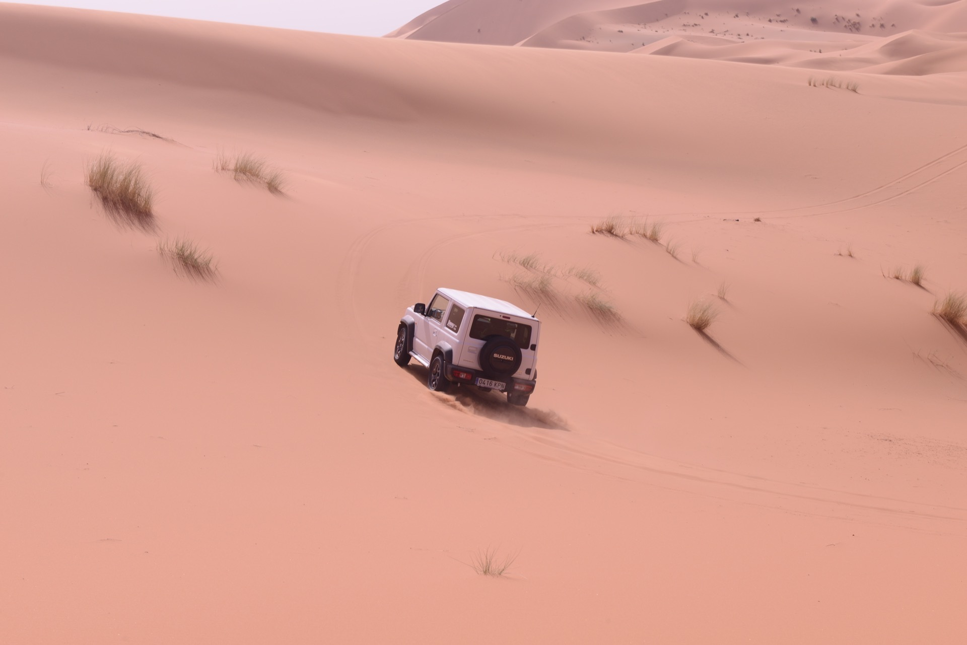 Suzuki Jimny Desert Experience 2019 00186
