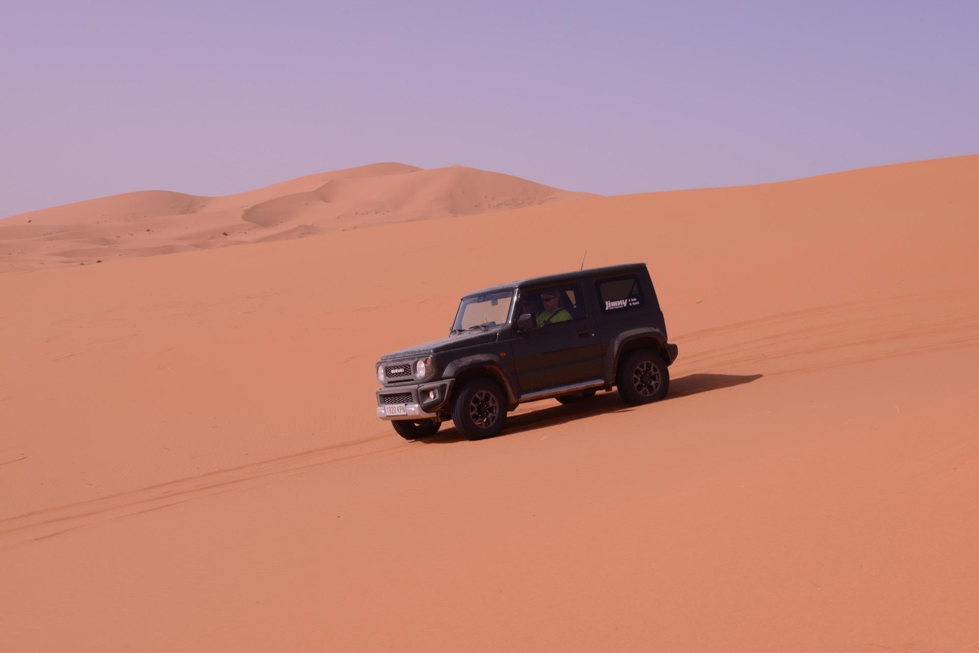 Suzuki Jimny Desert Experience 2019 00188