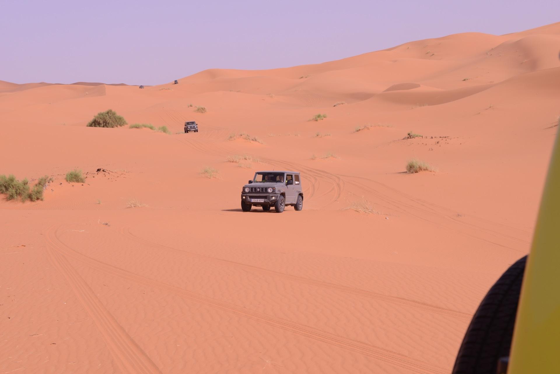 Suzuki Jimny Desert Experience 2019 00190