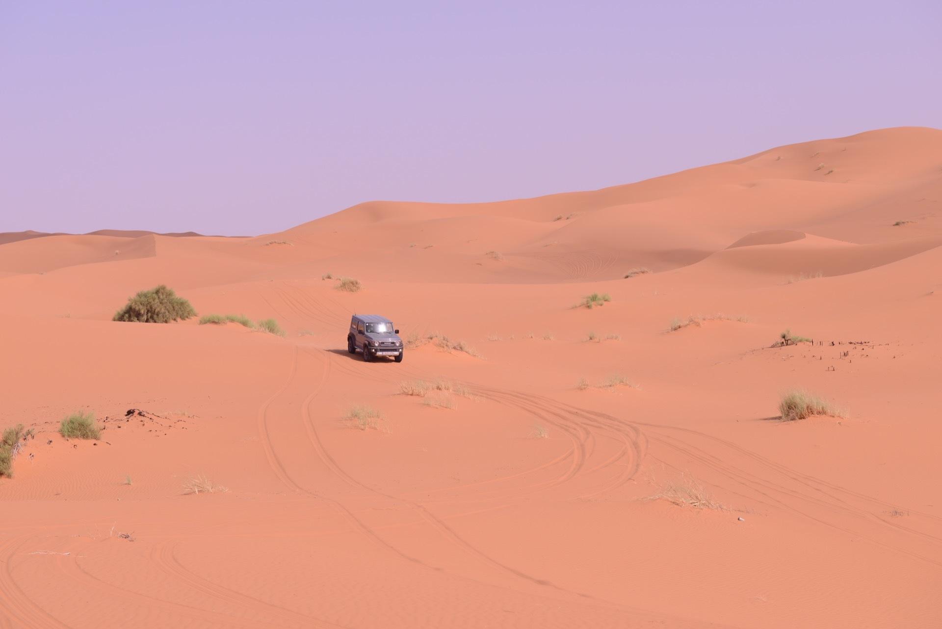 Suzuki Jimny Desert Experience 2019 00194