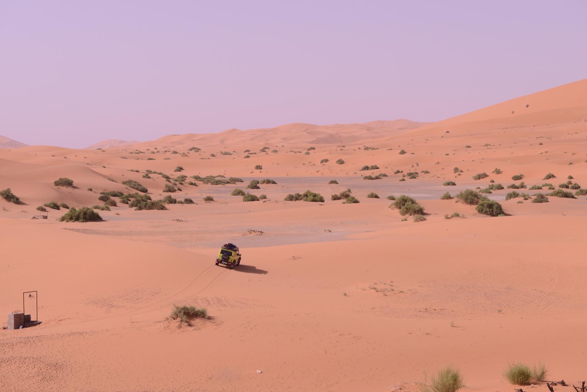 Suzuki Jimny Desert Experience 2019 00196