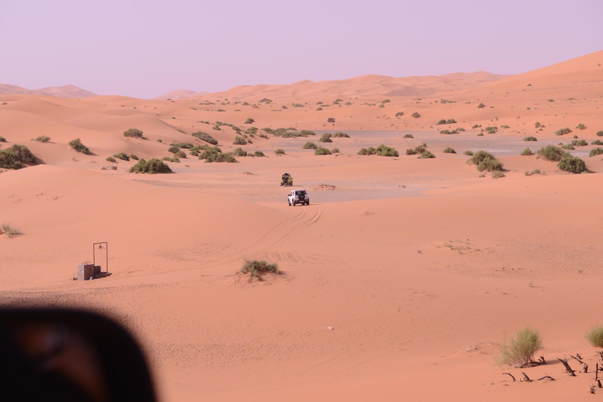Suzuki Jimny Desert Experience 2019 00197