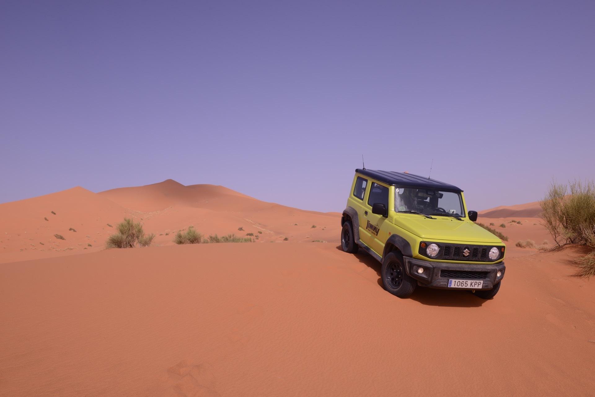 Suzuki Jimny Desert Experience 2019 00198