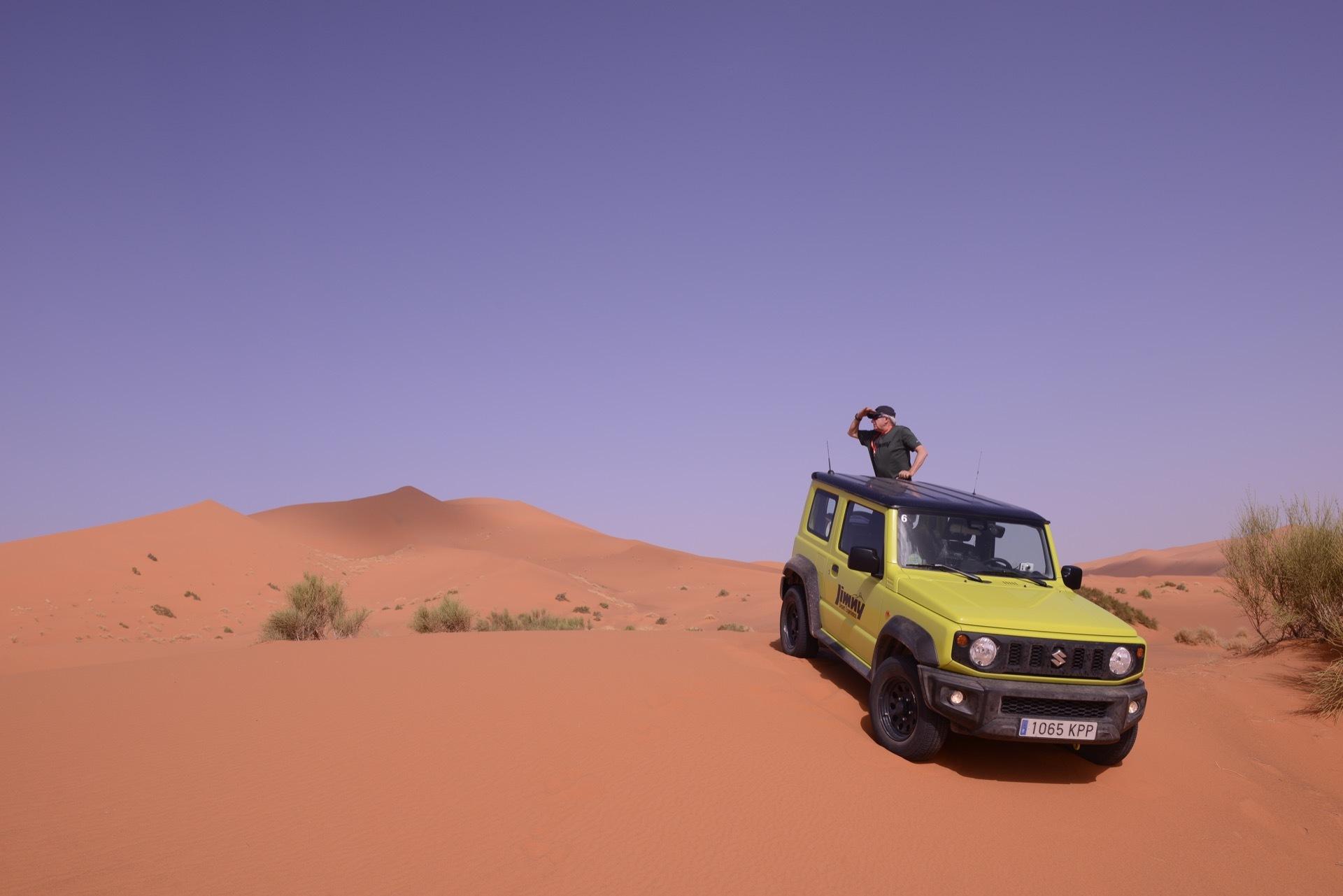 Suzuki Jimny Desert Experience 2019 00199