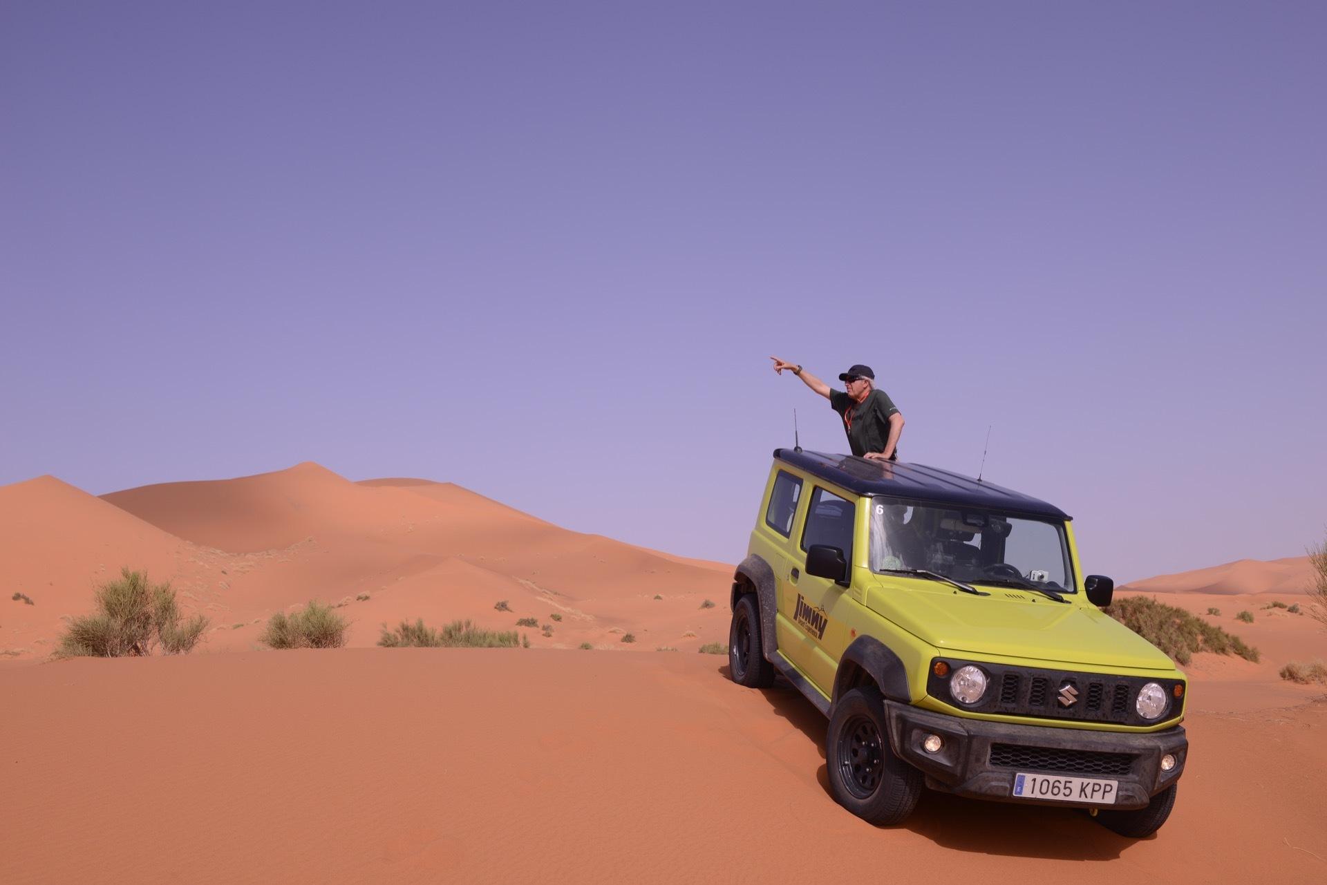 Suzuki Jimny Desert Experience 2019 00200