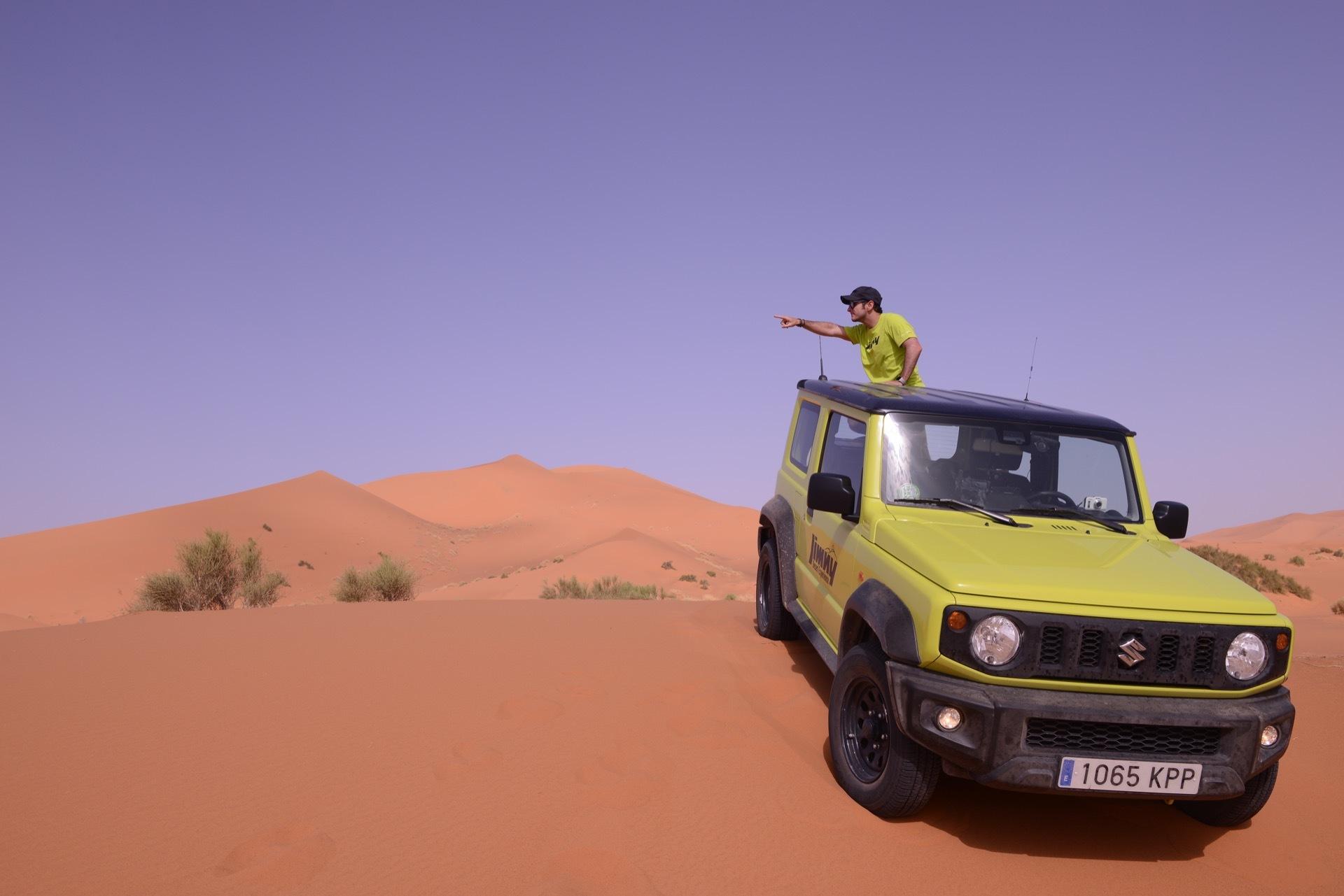Suzuki Jimny Desert Experience 2019 00201