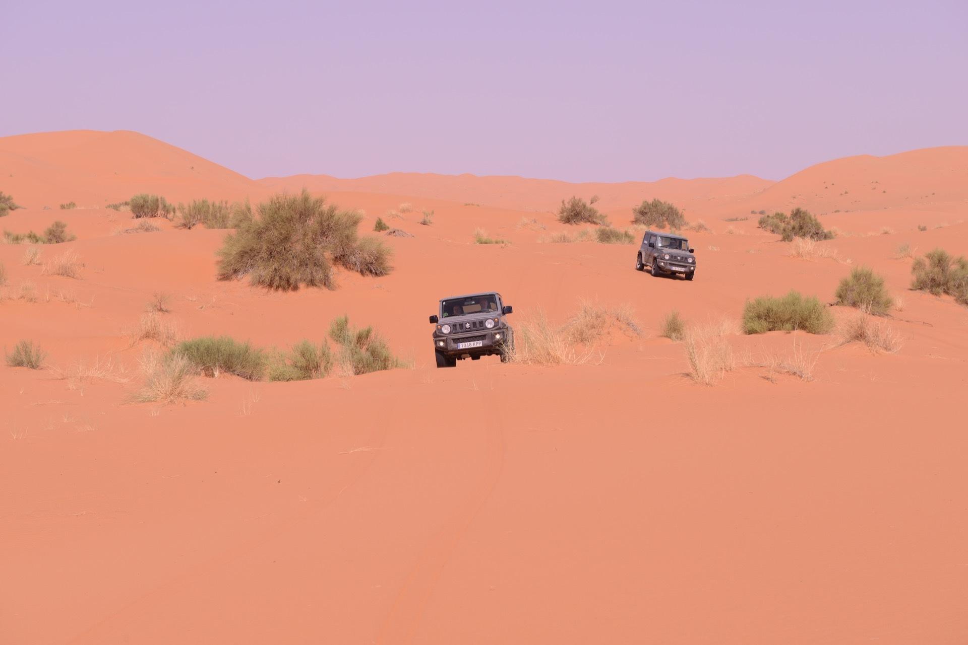 Suzuki Jimny Desert Experience 2019 00203