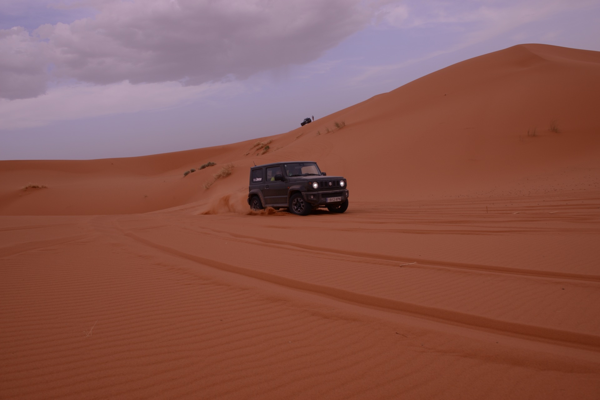 Suzuki Jimny Desert Experience 2019 00222