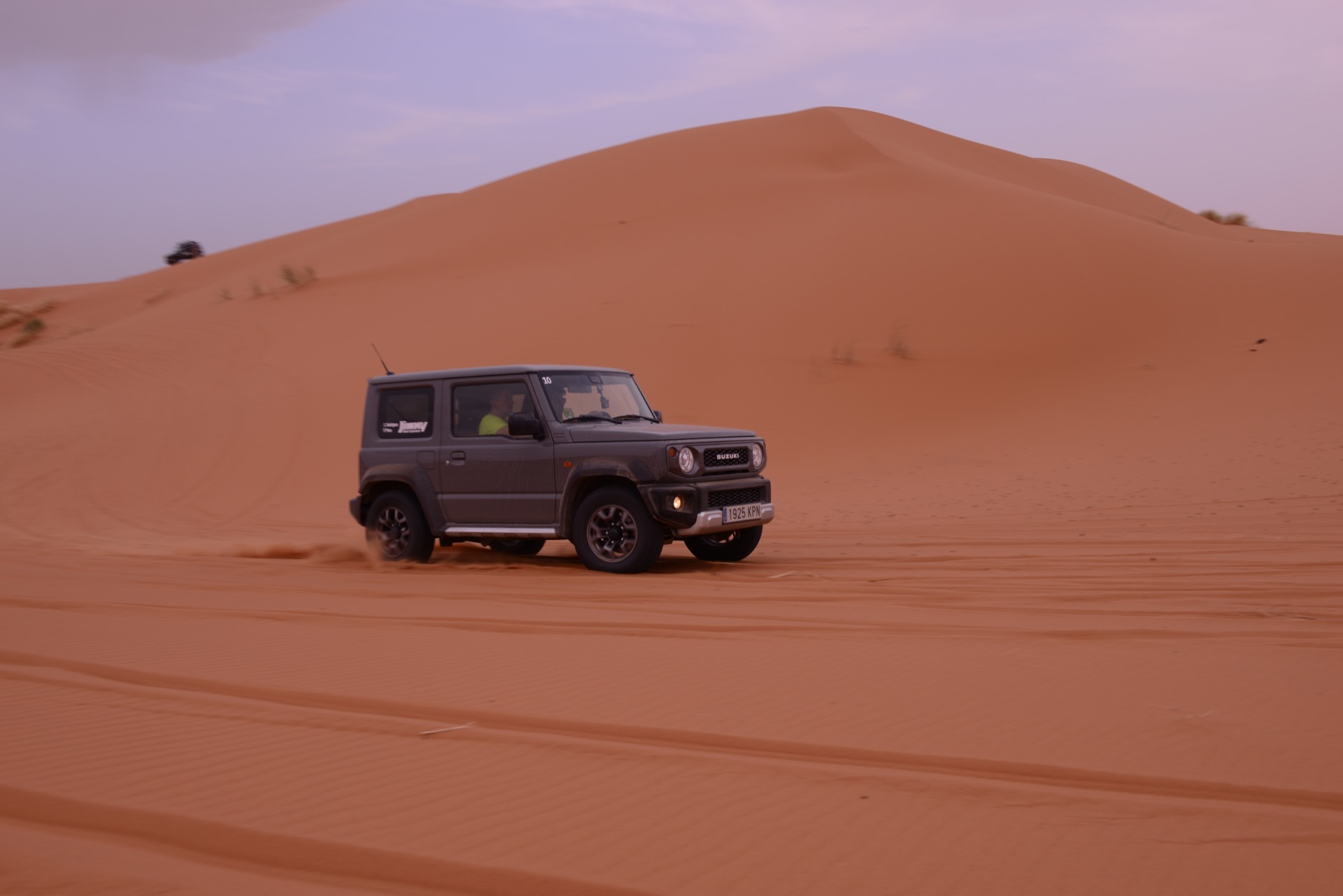 Suzuki Jimny Desert Experience 2019 00224