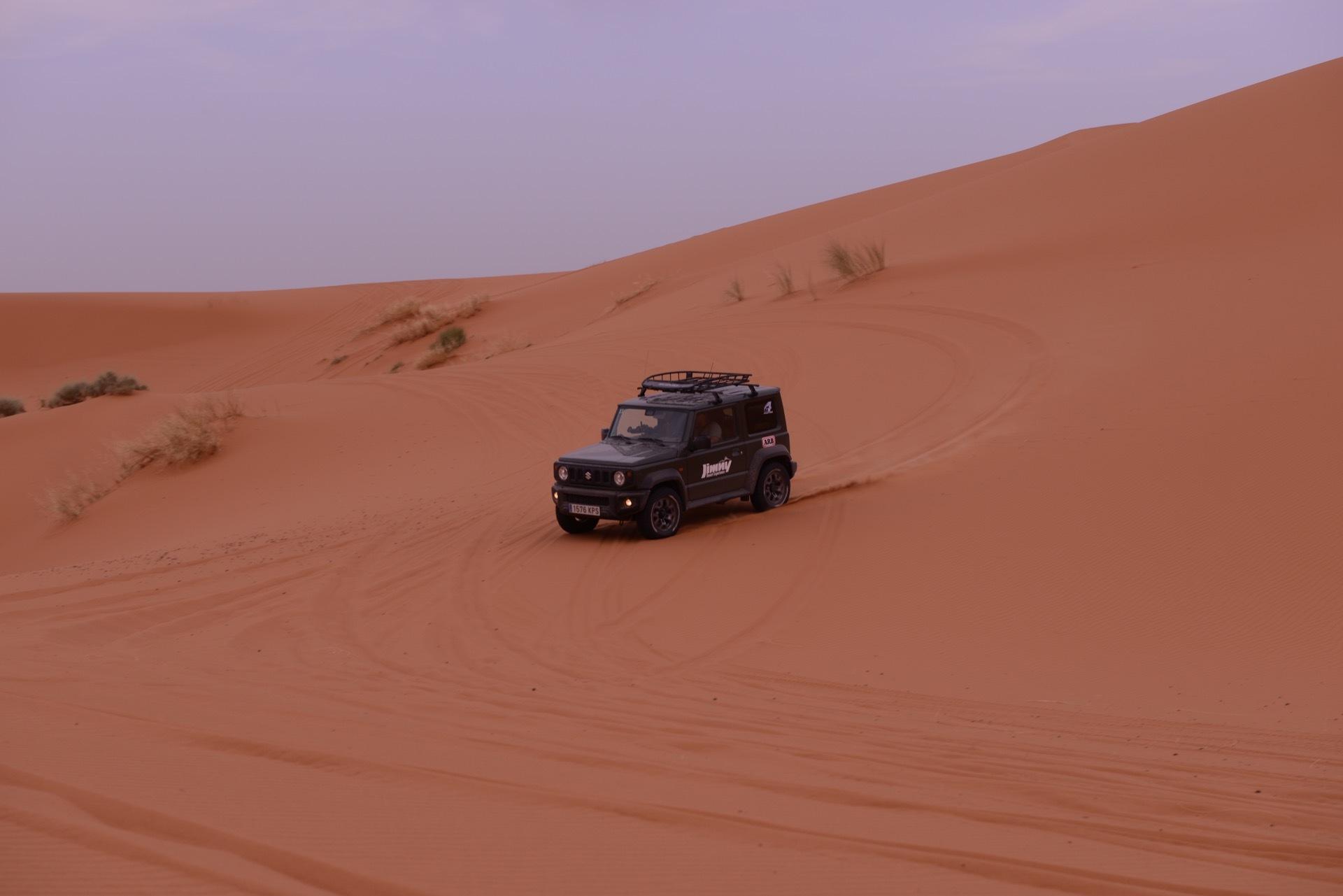 Suzuki Jimny Desert Experience 2019 00225