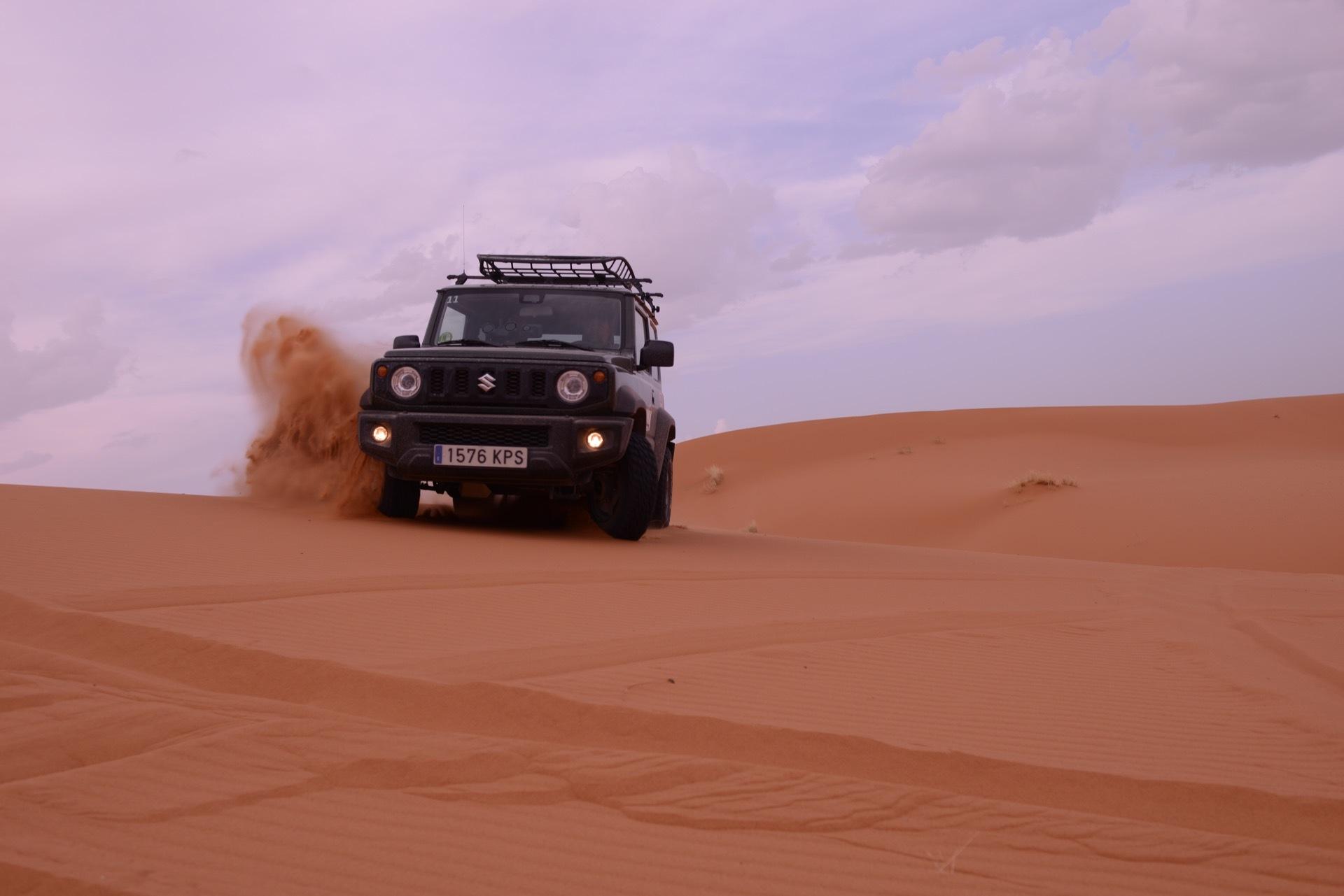 Suzuki Jimny Desert Experience 2019 00226