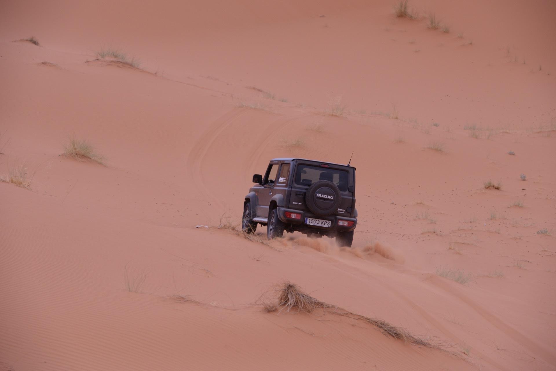 Suzuki Jimny Desert Experience 2019 00237