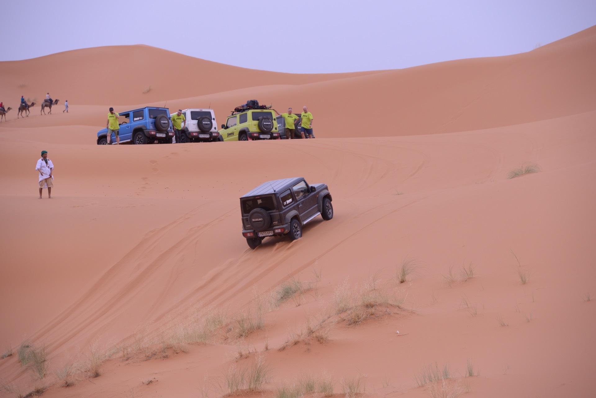 Suzuki Jimny Desert Experience 2019 00238