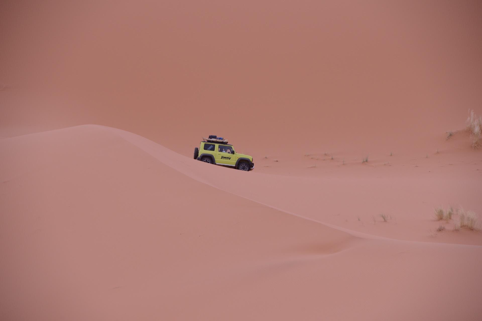 Suzuki Jimny Desert Experience 2019 00240