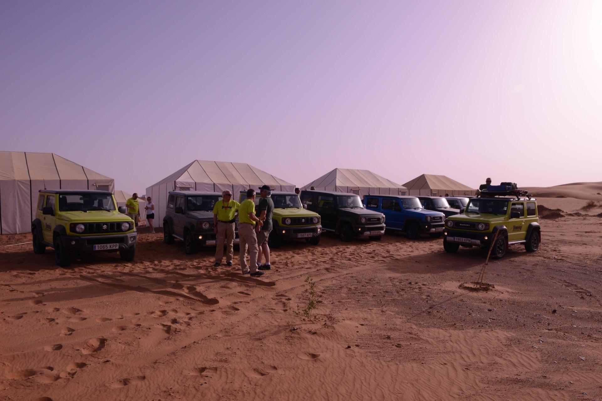 Suzuki Jimny Desert Experience 2019 00246