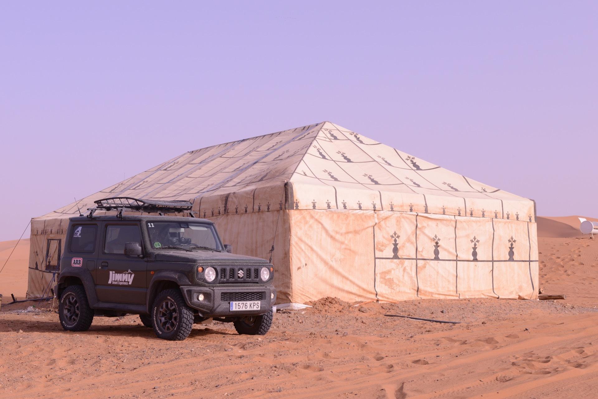 Suzuki Jimny Desert Experience 2019 00247