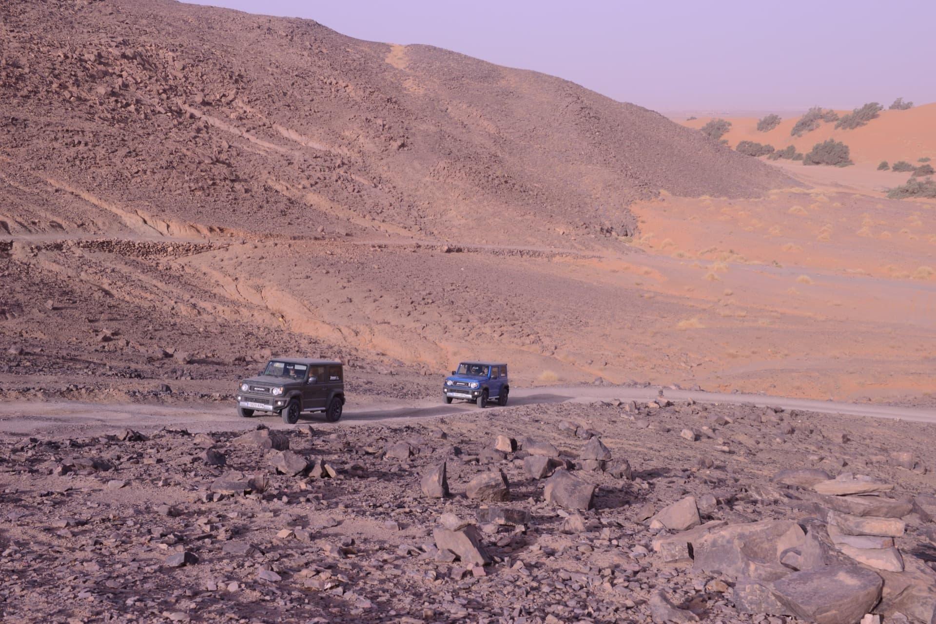 Suzuki Jimny Desert Experience 2019 00248