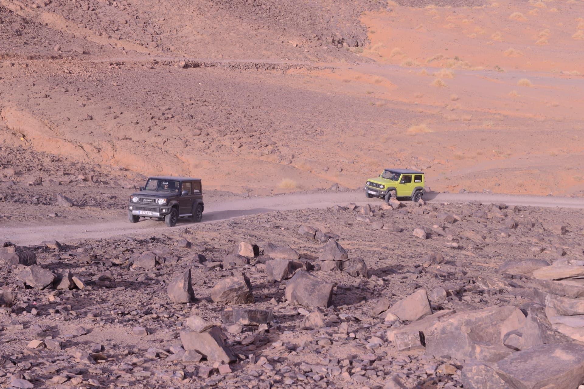 Suzuki Jimny Desert Experience 2019 00251