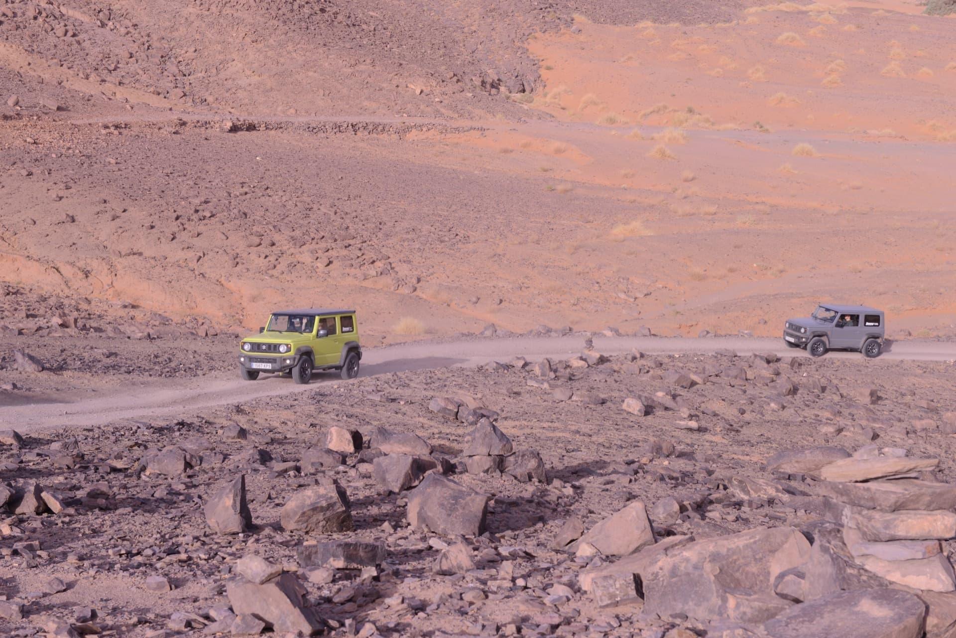 Suzuki Jimny Desert Experience 2019 00252
