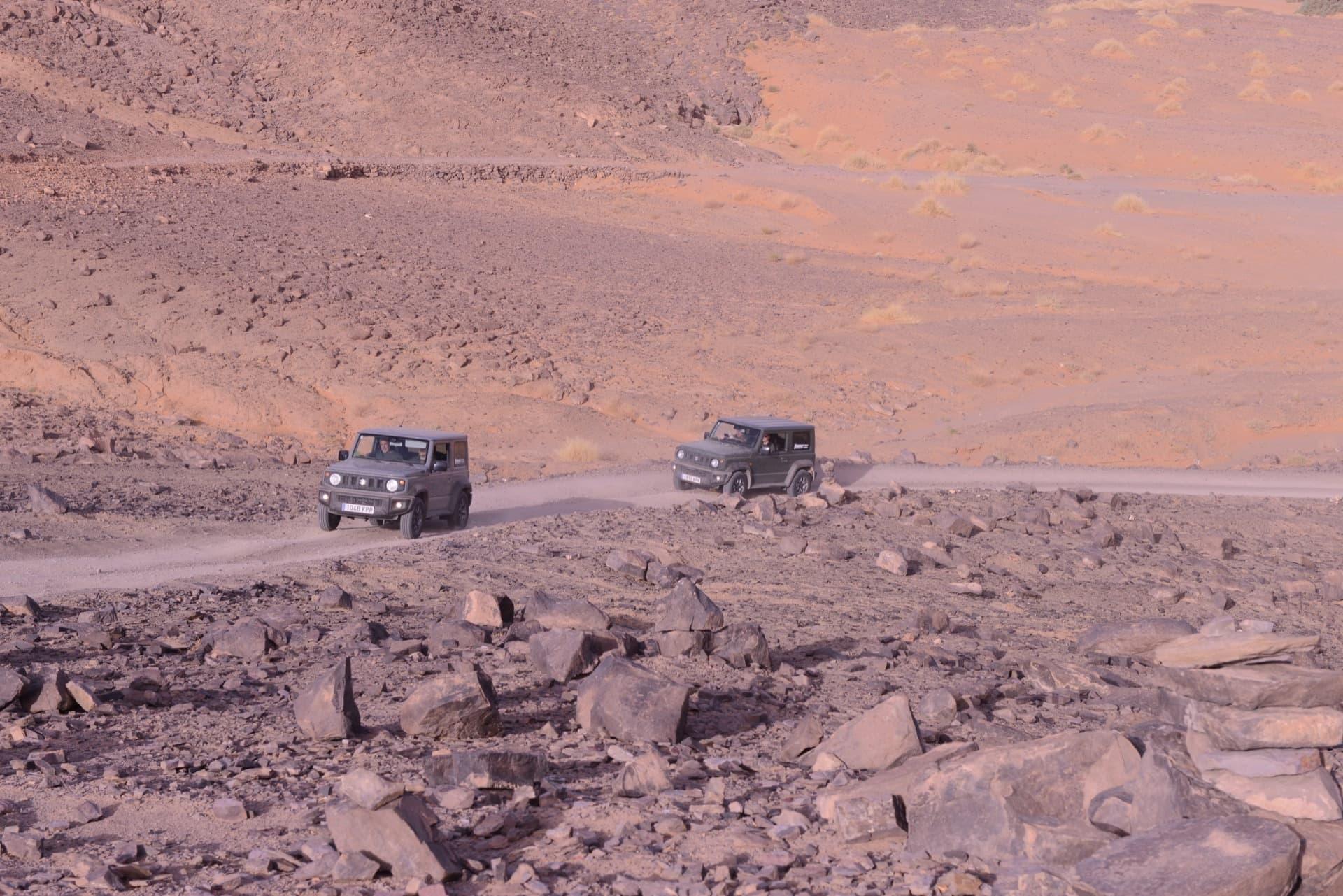 Suzuki Jimny Desert Experience 2019 00253