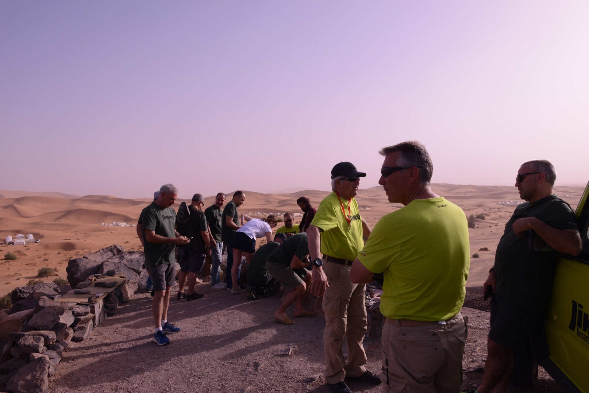 Suzuki Jimny Desert Experience 2019 00254