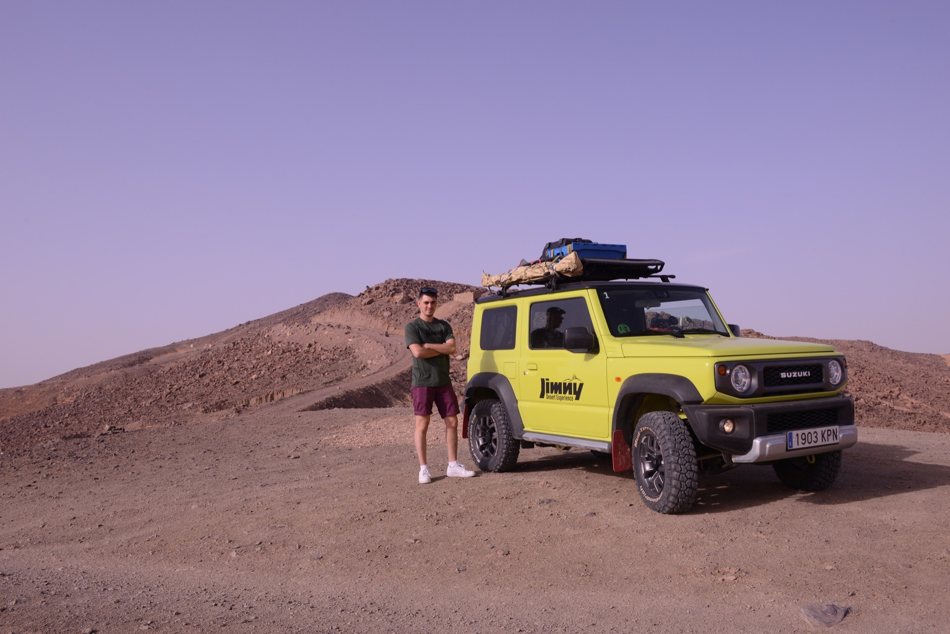 Suzuki Jimny Desert Experience 2019 00261