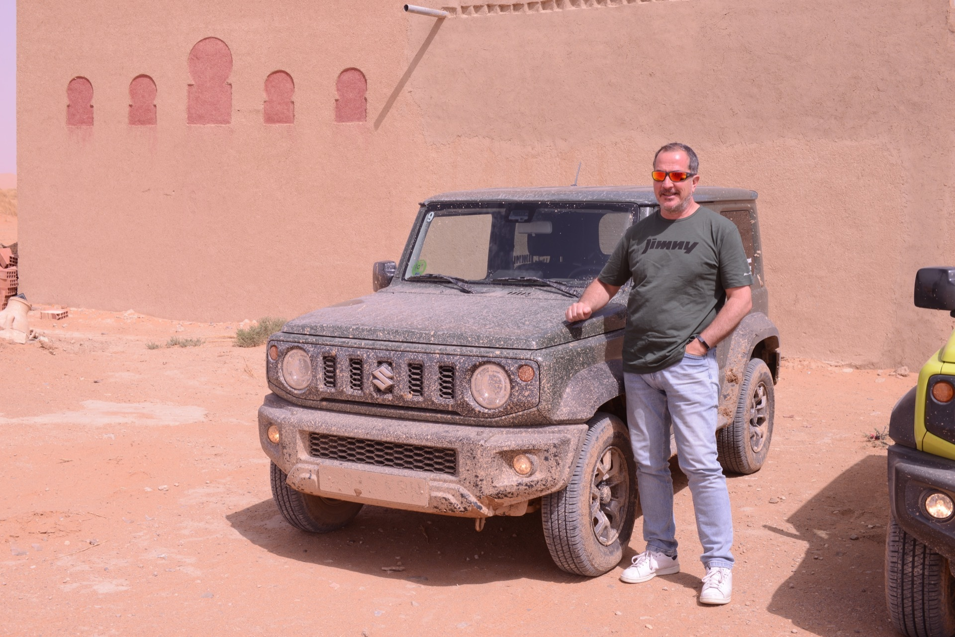 Suzuki Jimny Desert Experience 2019 00272