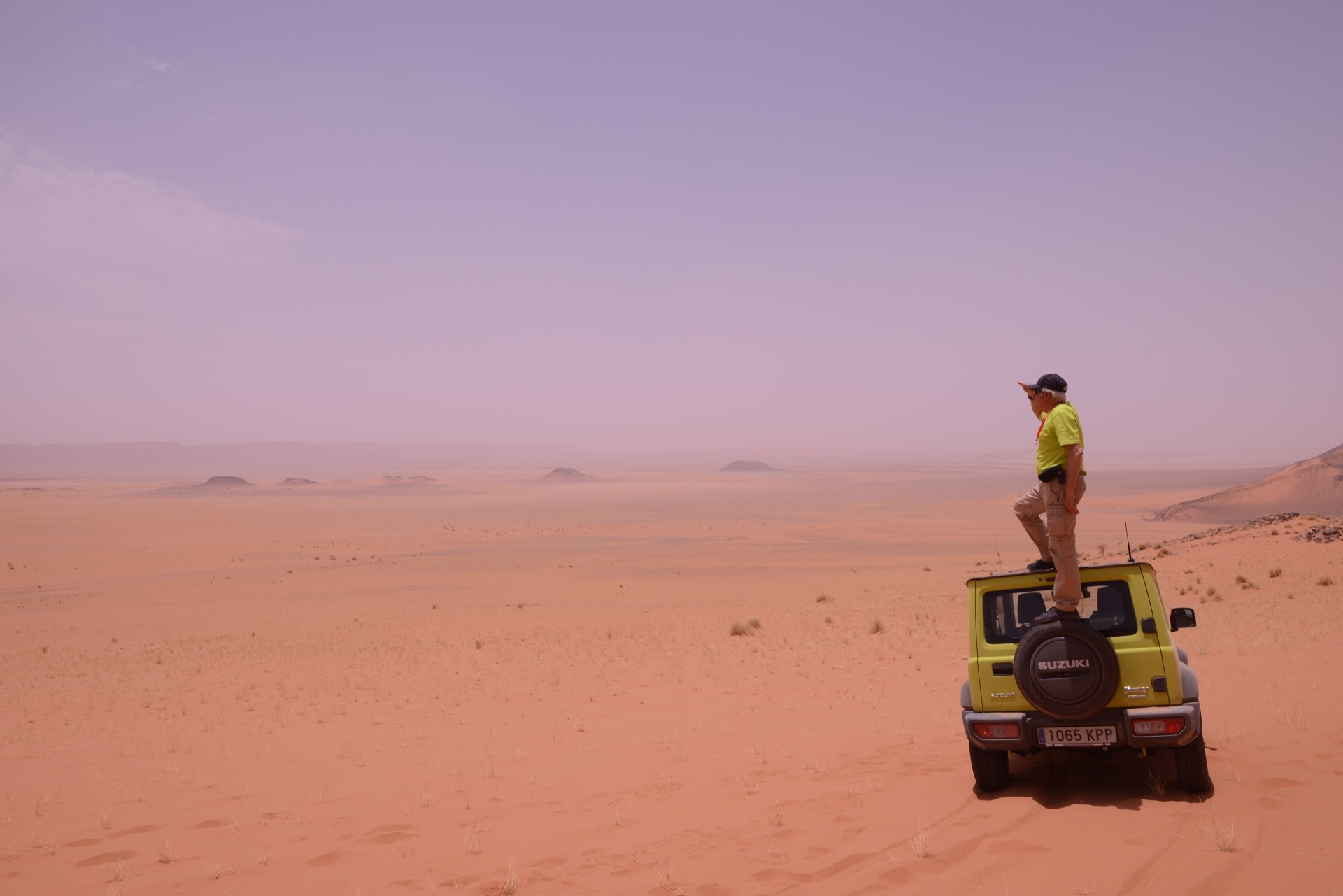 Suzuki Jimny Desert Experience 2019 00282