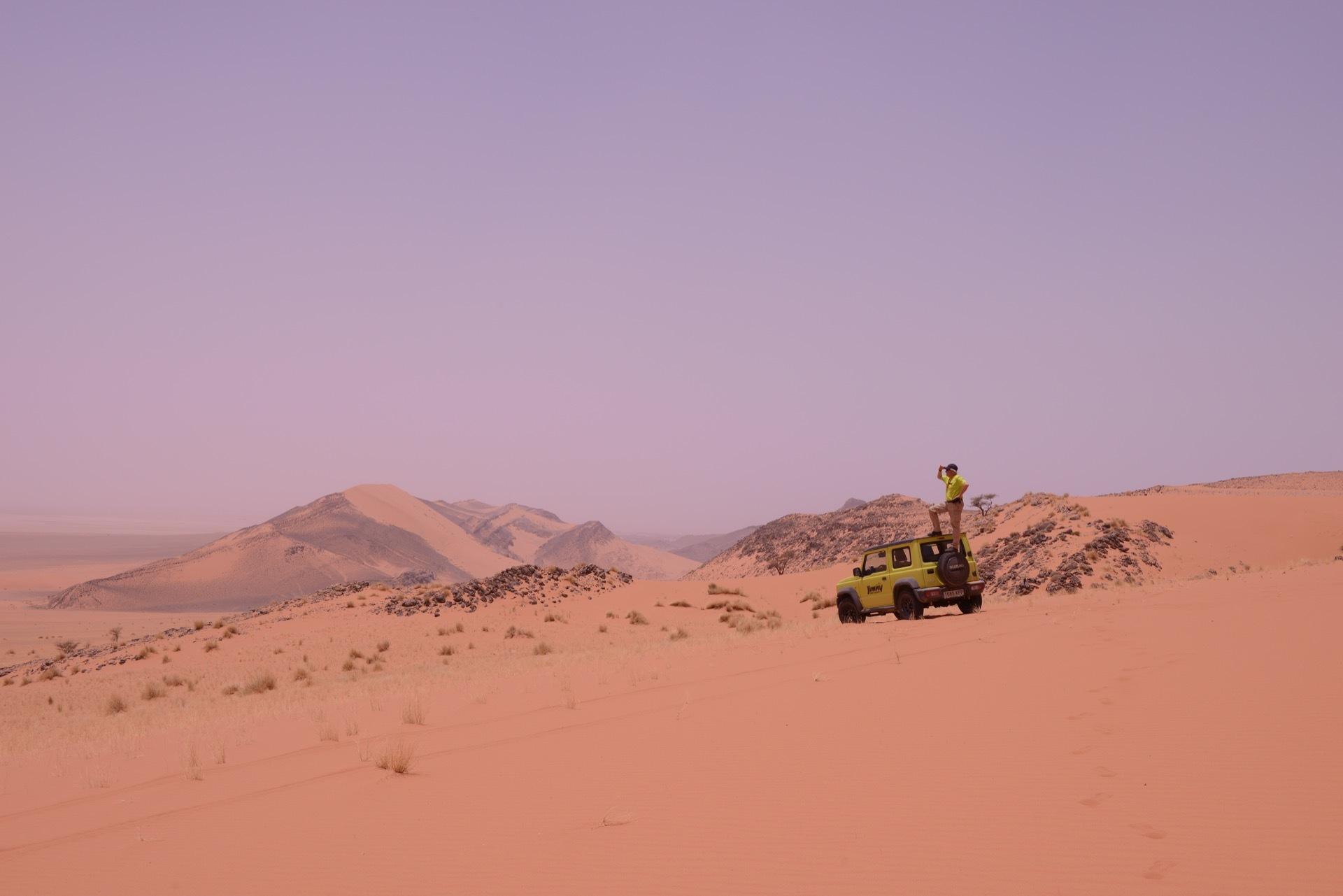 Suzuki Jimny Desert Experience 2019 00283