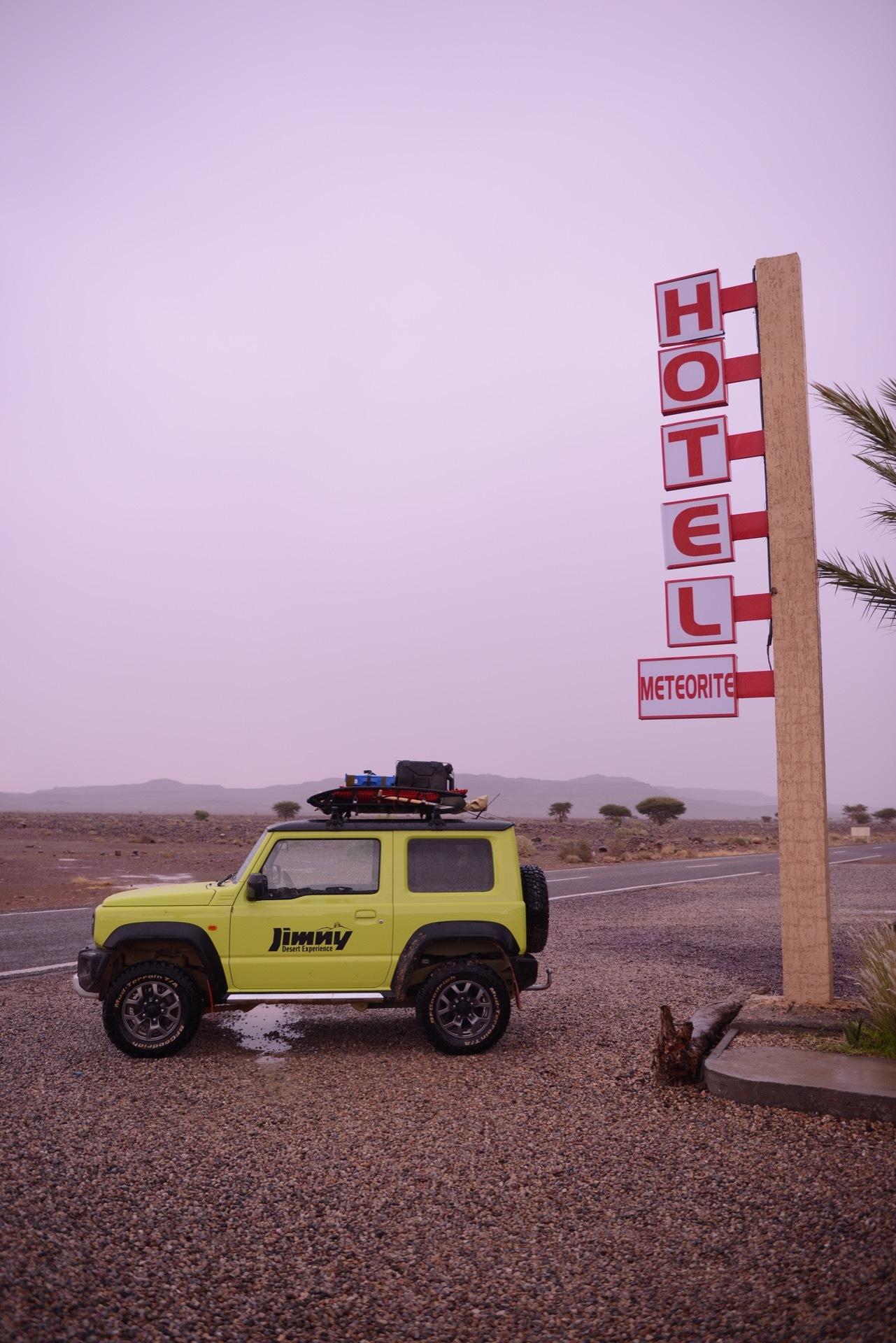 Suzuki Jimny Desert Experience 2019 00289