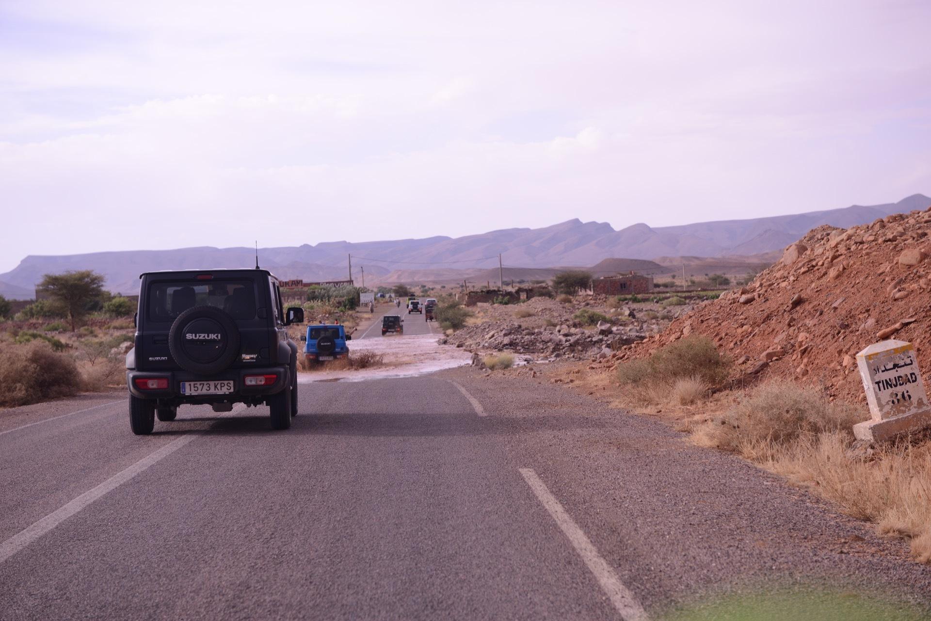 Suzuki Jimny Desert Experience 2019 00291