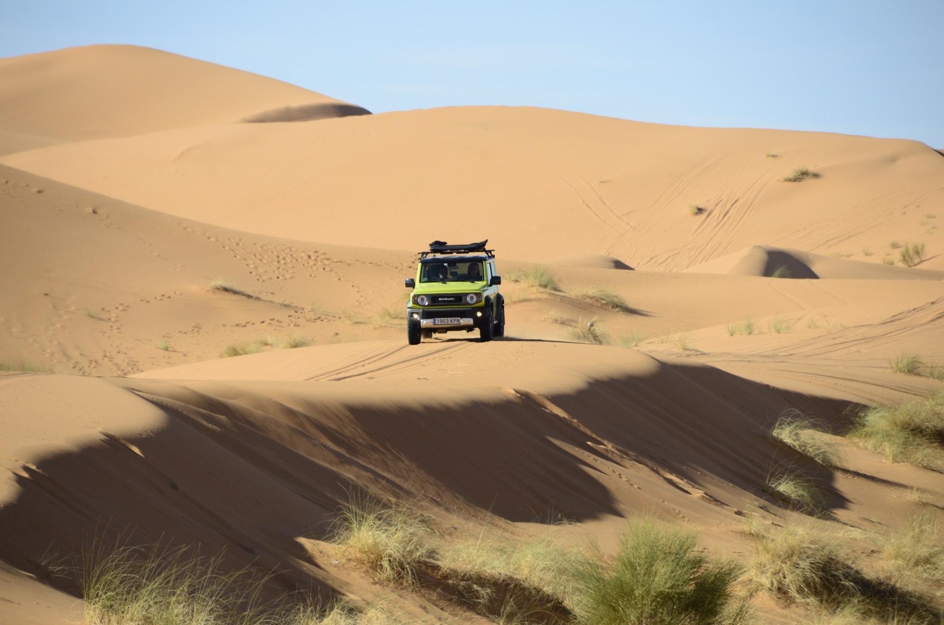 Suzuki Jimny Desert Experience 2019 00322