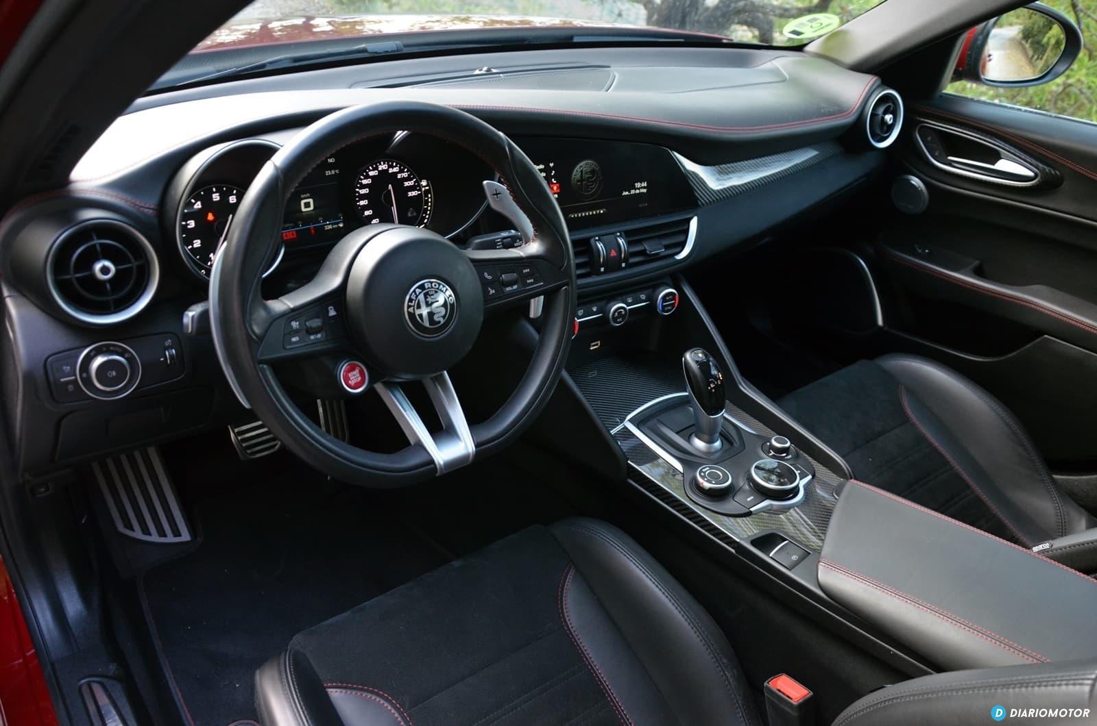 Tesla Model 3 Vs Alfa Romeo Giulia Quadrifoglio 0619 007
