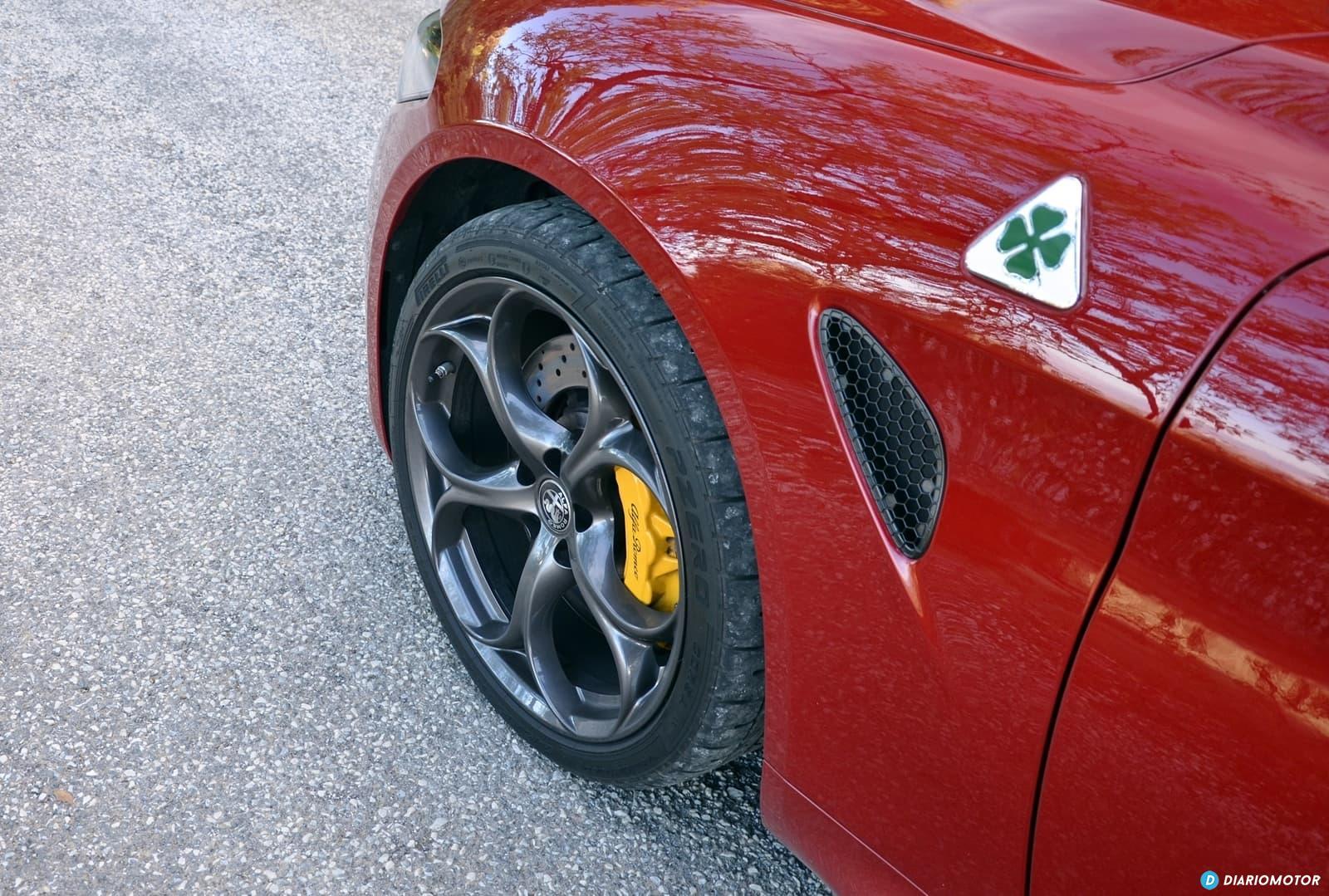 Tesla Model 3 Vs Alfa Romeo Giulia Quadrifoglio 0619 031