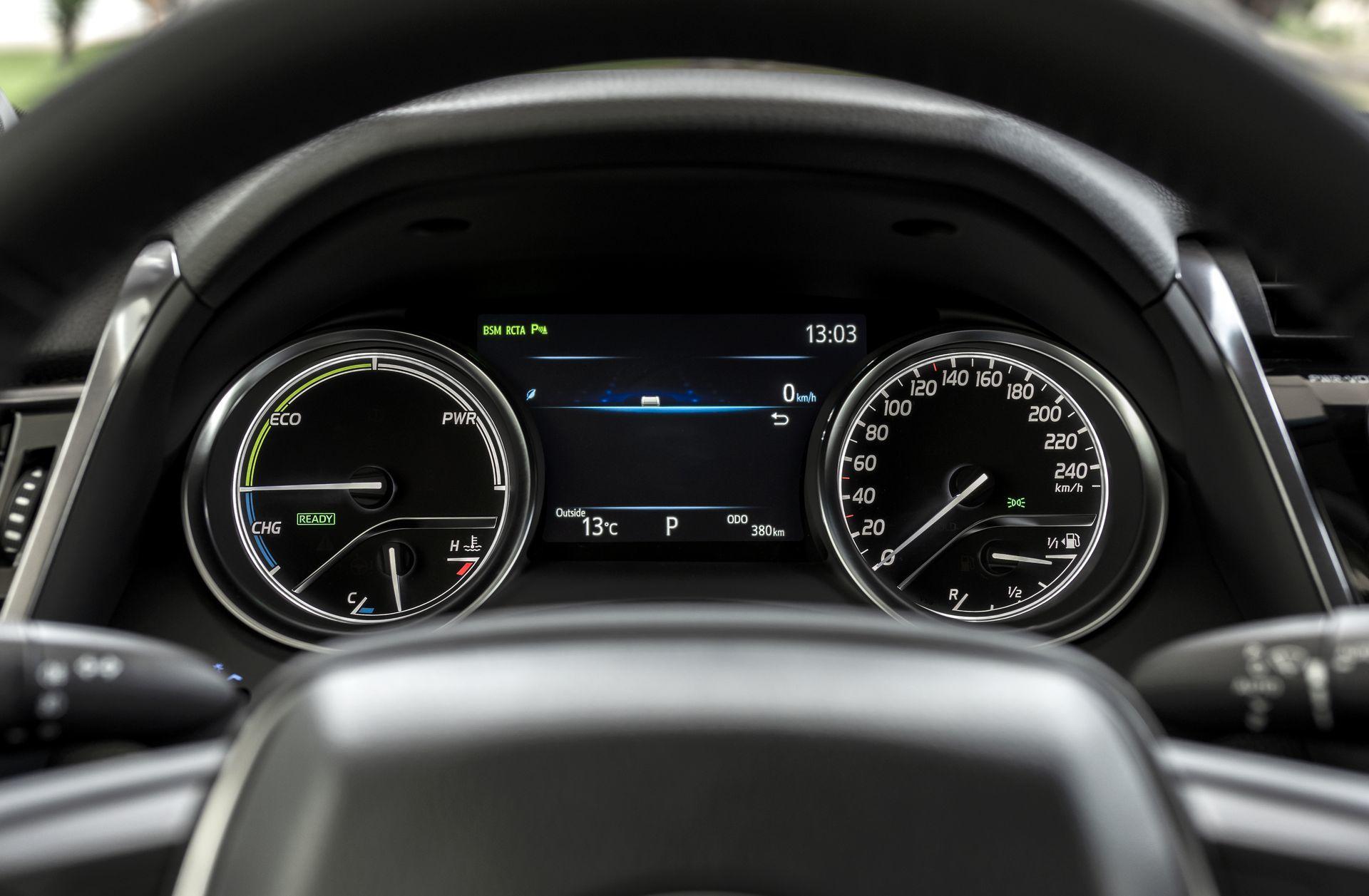 Toyota Camry Hybrid 2019 20
