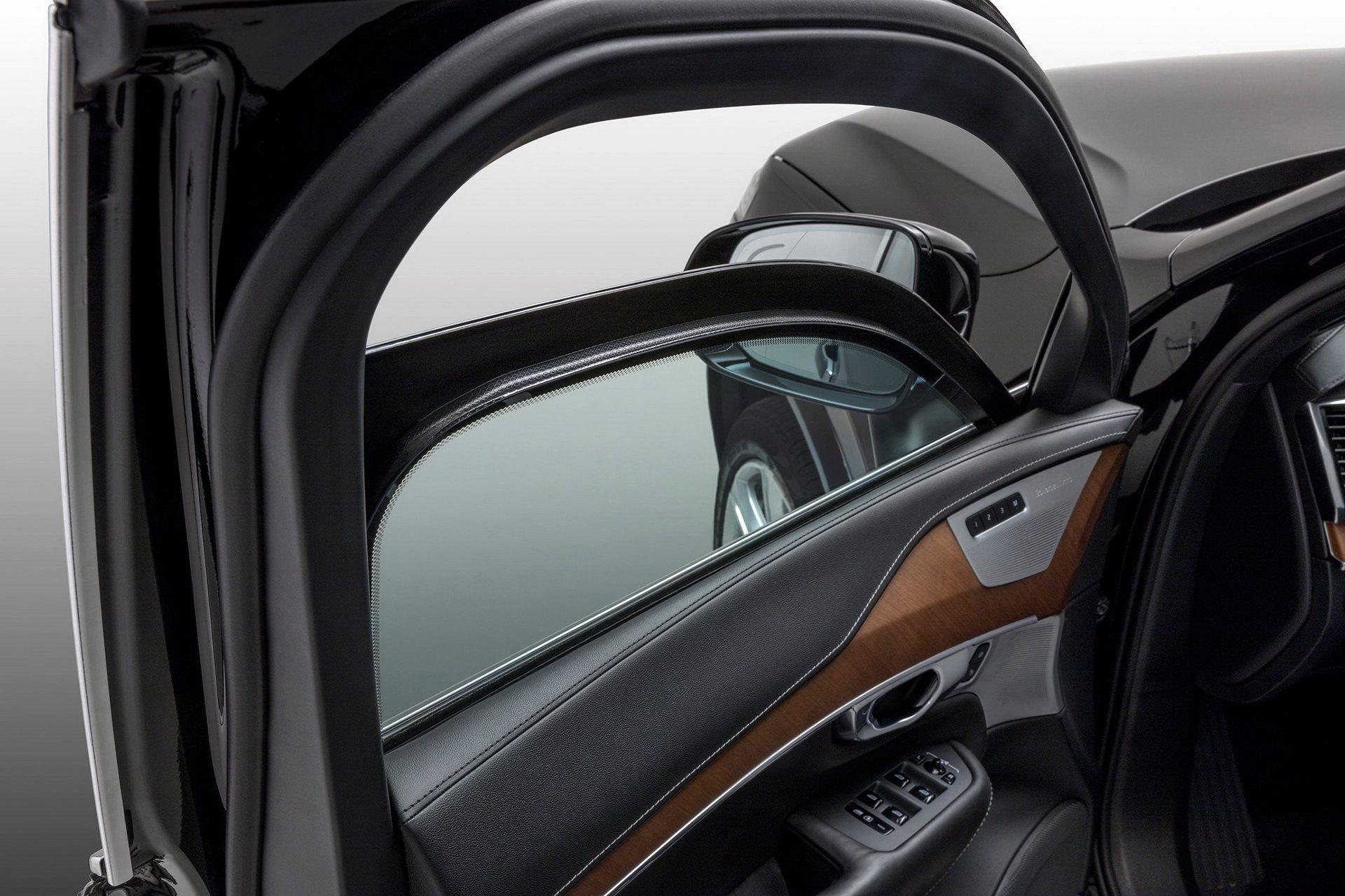 Volvo Xc90 Blindado 11