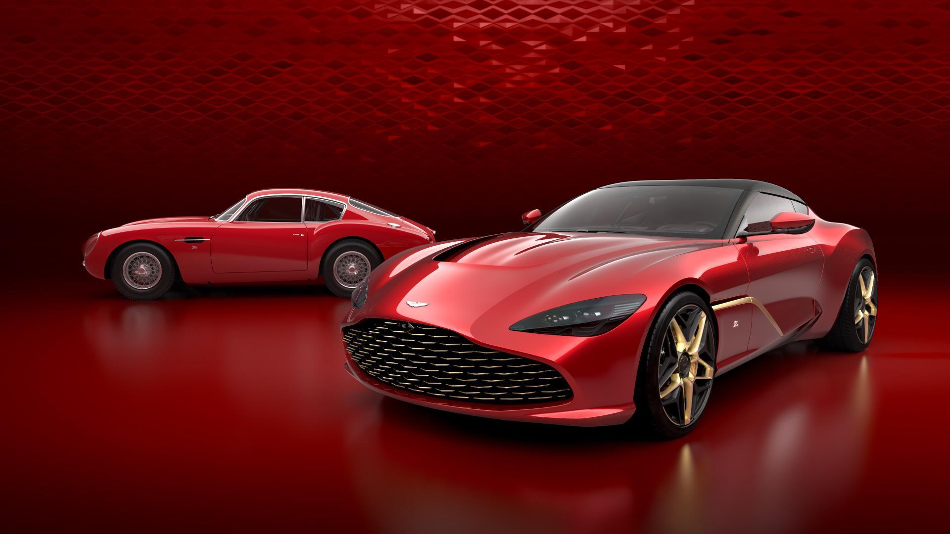Aston Martin Dbs Gt Zagato 1