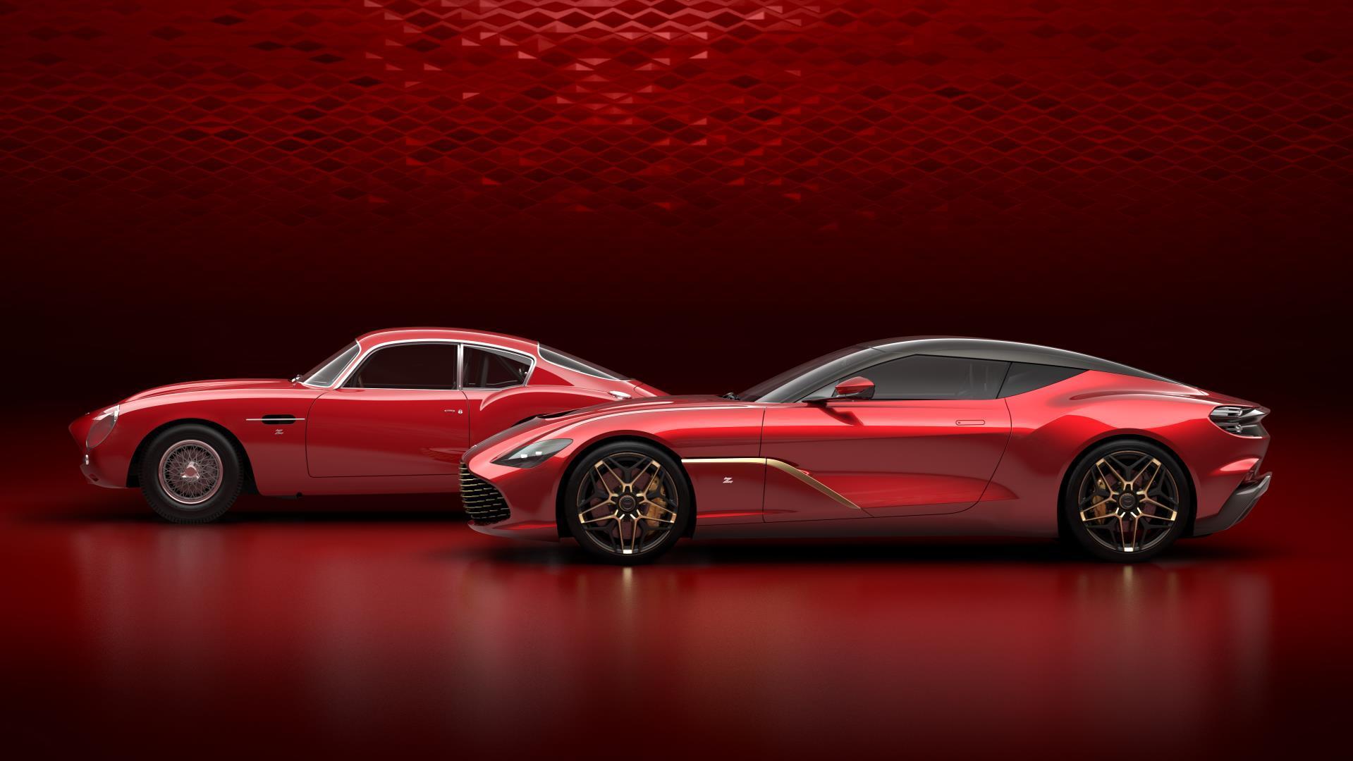 Aston Martin Dbs Gt Zagato 2