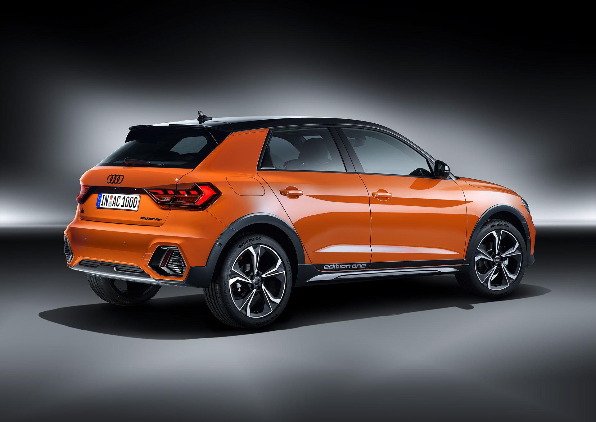 Audi A1 Citycarver 2019 10