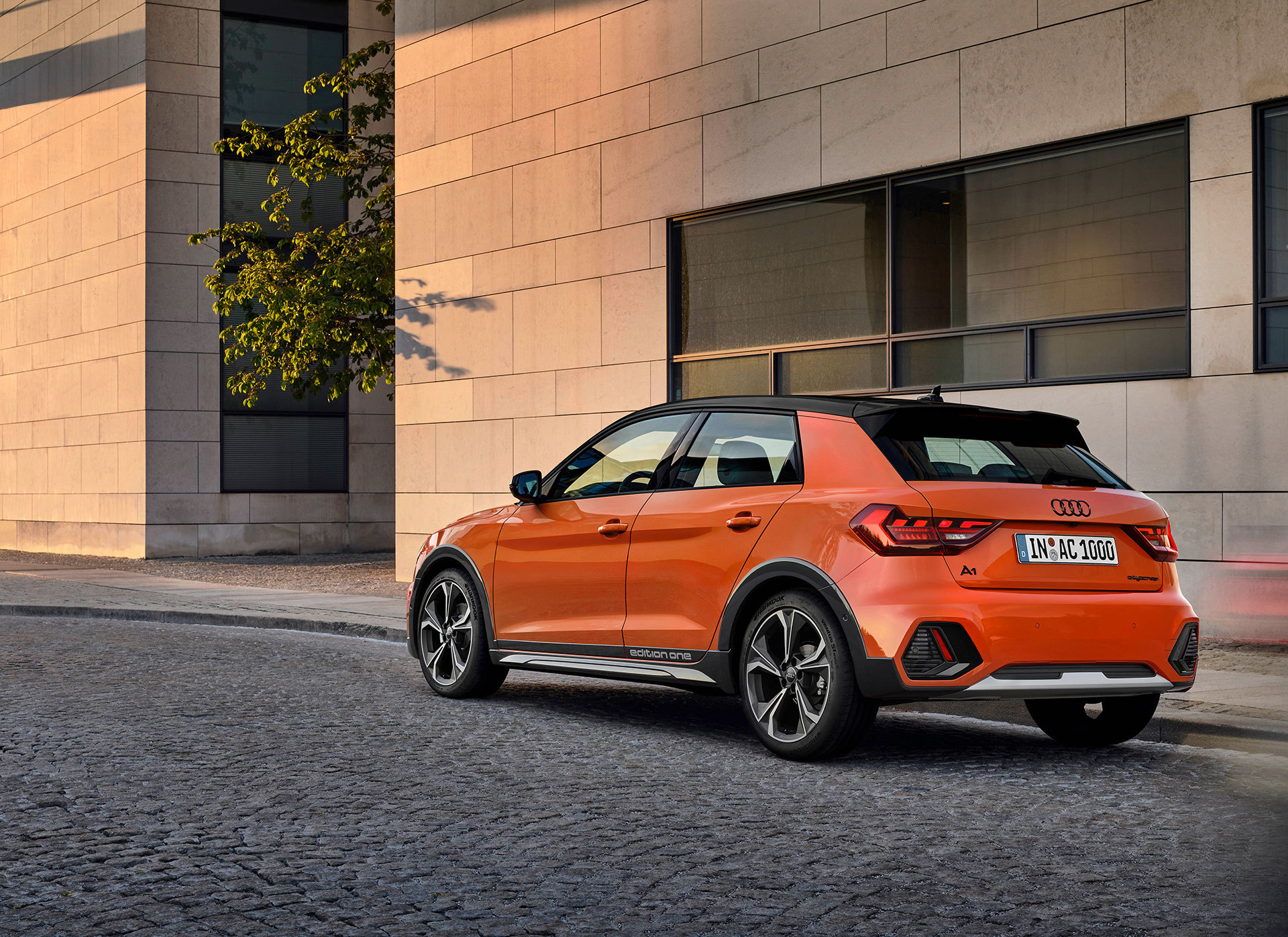 Audi A1 Citycarver 2019 22