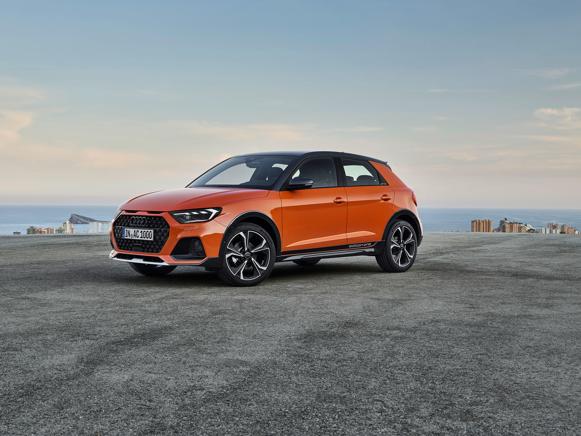 Audi A1 Citycarver 2019 31